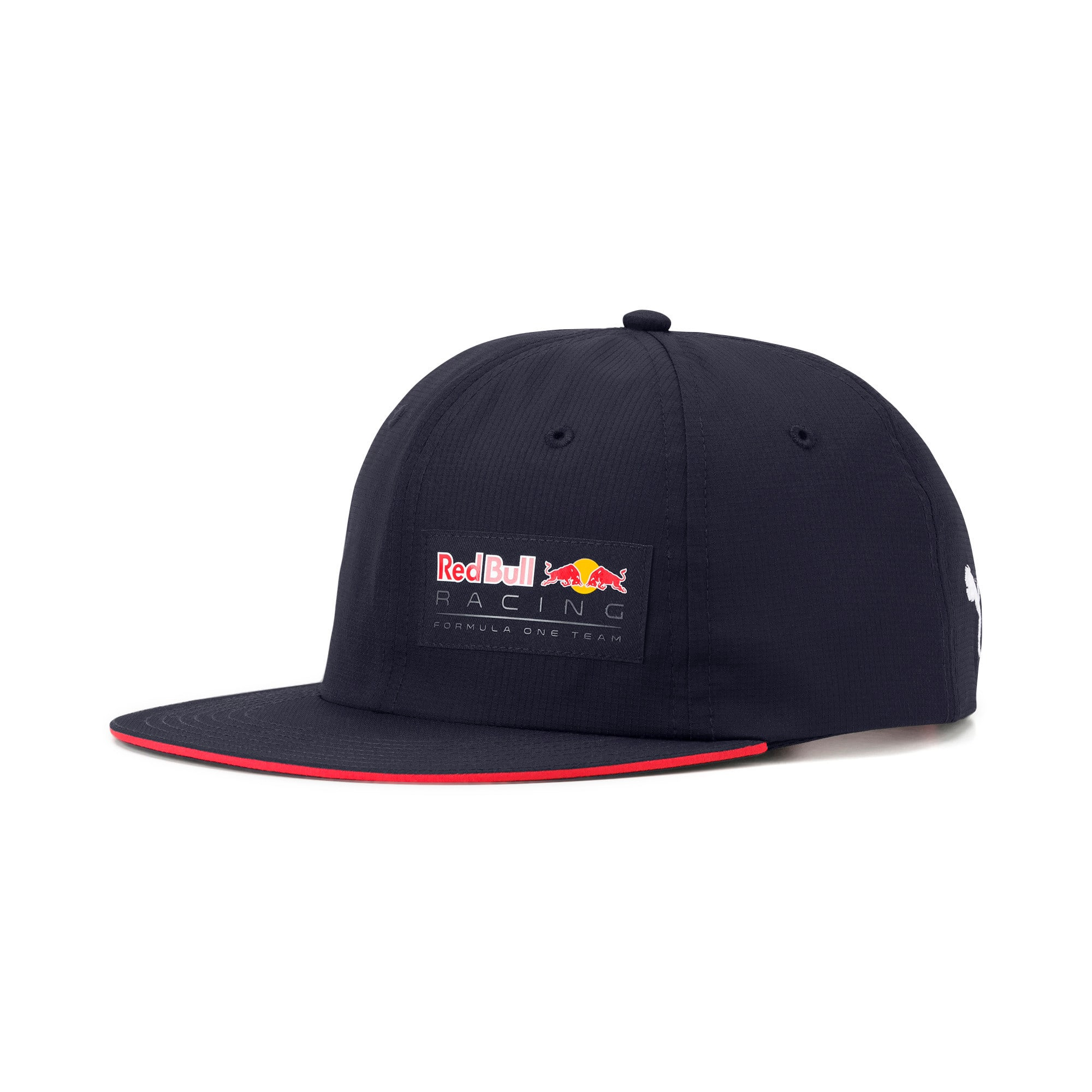 Thumbnail 1 of Red Bull Racing Lifestyle Flat Brim Cap, NIGHT SKY, medium