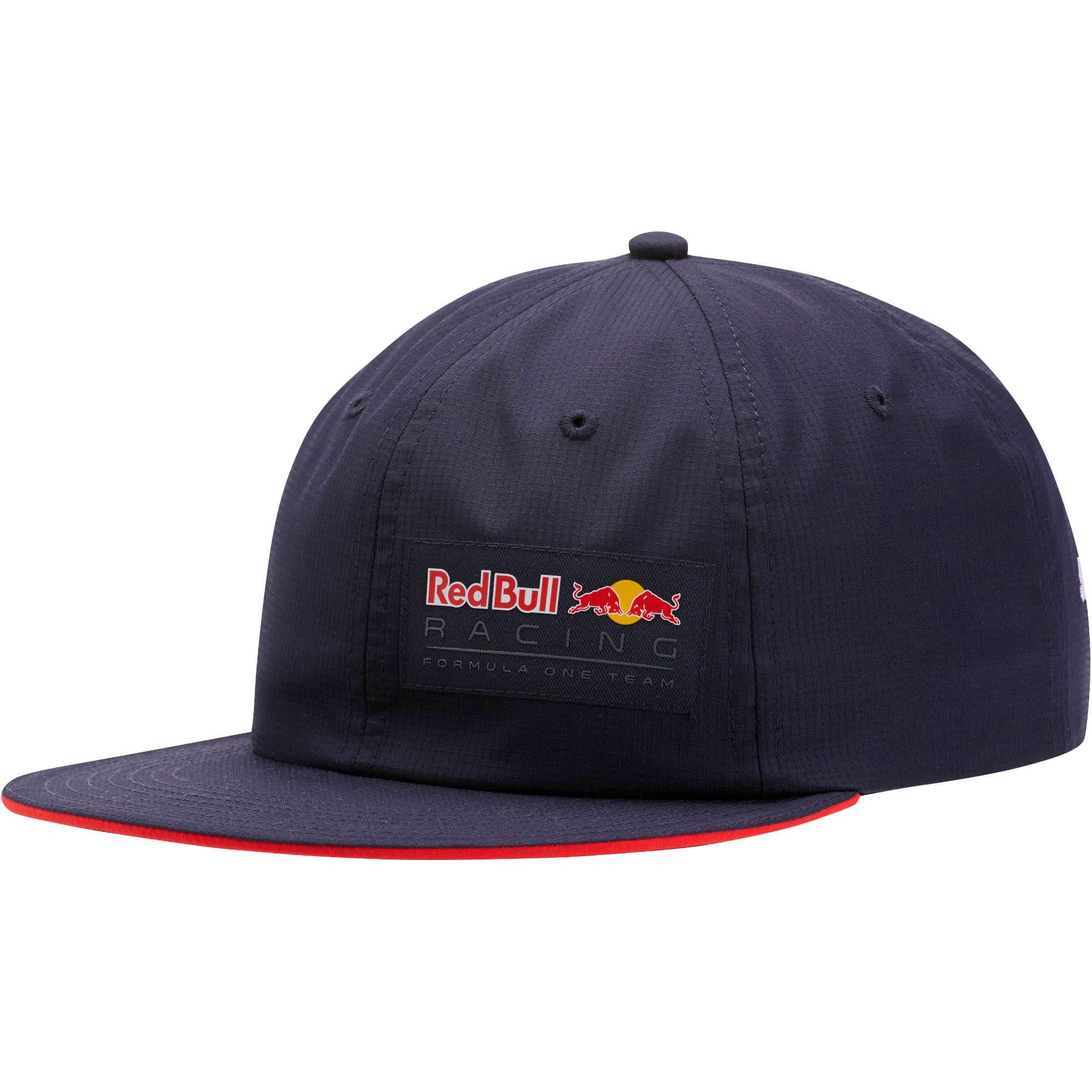 Thumbnail 1 of Red Bull Racing Lifestyle Flatbrim Cap, NIGHT SKY, medium