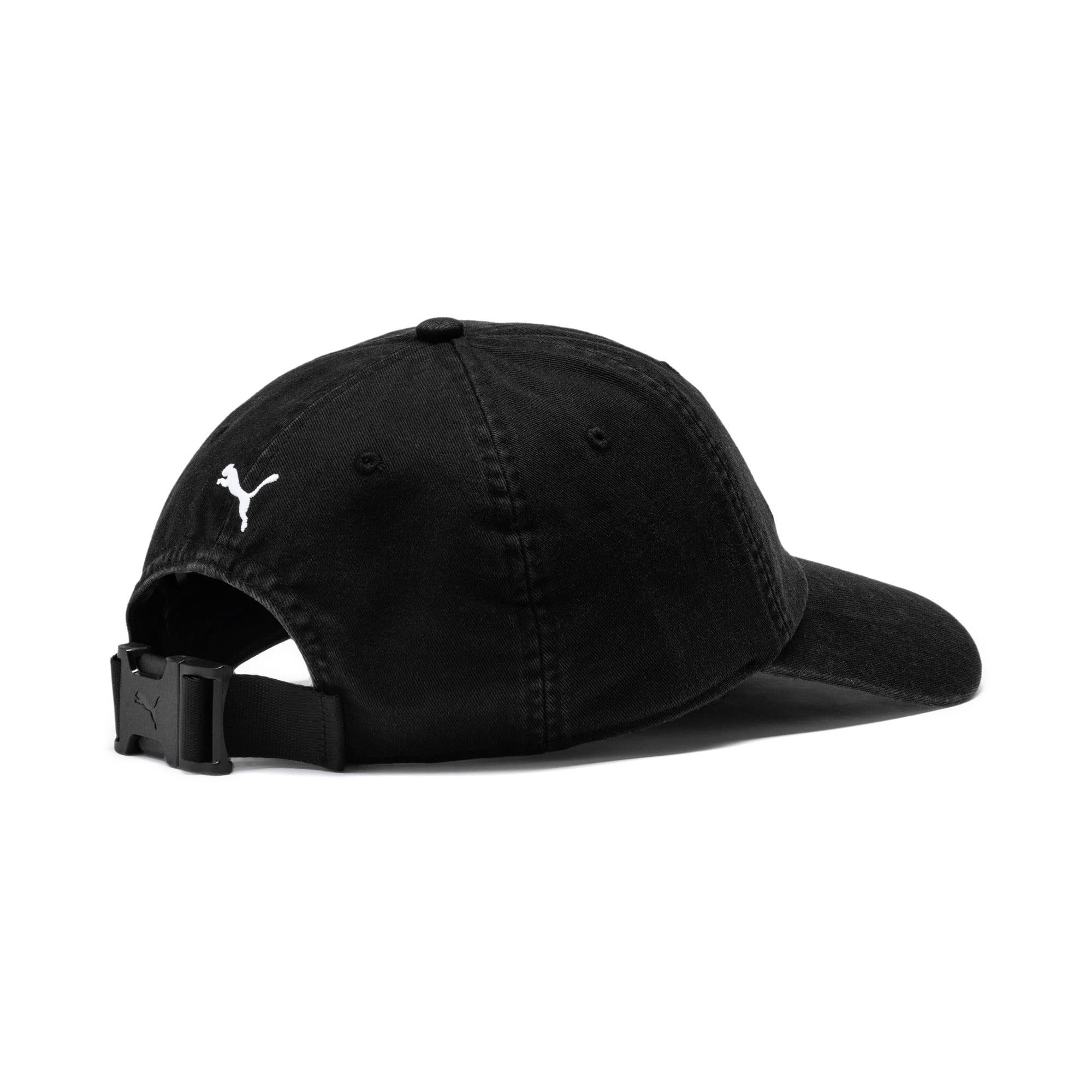Thumbnail 8 of PUMA x SANKUANZ Baseball Cap, Puma Black, medium