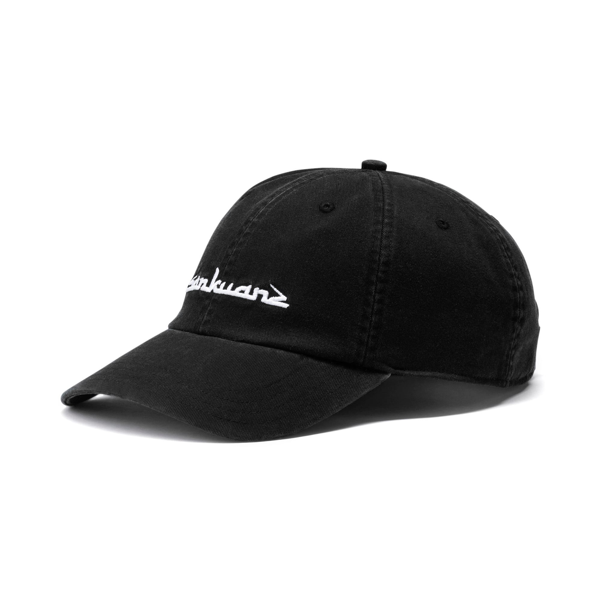 Thumbnail 1 of PUMA x SANKUANZ Baseball Cap, Puma Black, medium