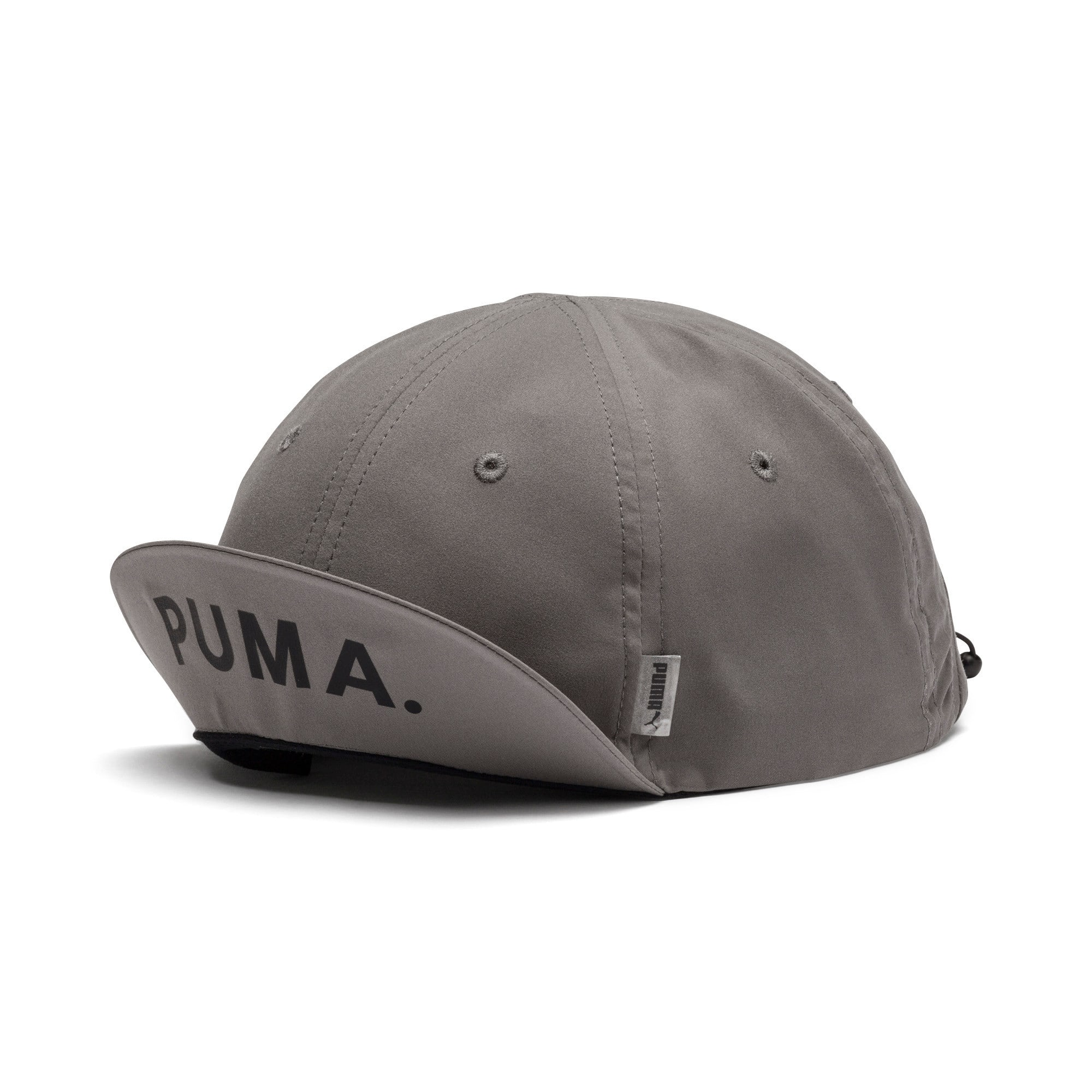 Thumbnail 1 of Epoch Low Curve Cap, Charcoal Gray-Puma Black, medium