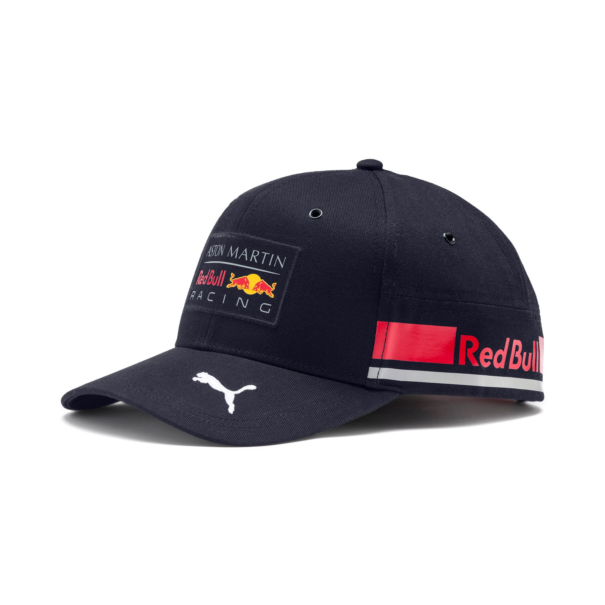 Thumbnail 1 of Red Bull Racing Replica Team Cap, NIGHT SKY-Chinese Red, medium
