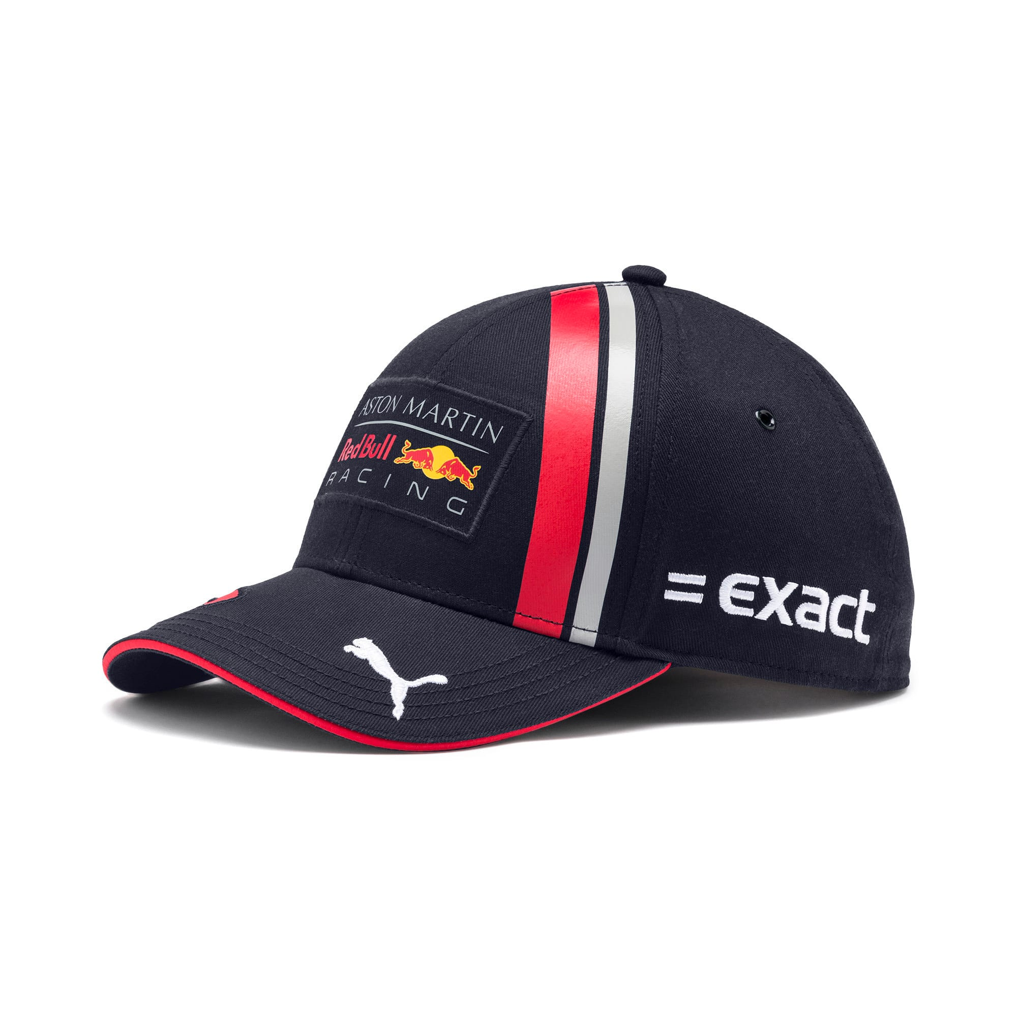 Red Bull Racing Replica Verstappen Baseball Cap, NIGHT SKY-Chinese Red, large