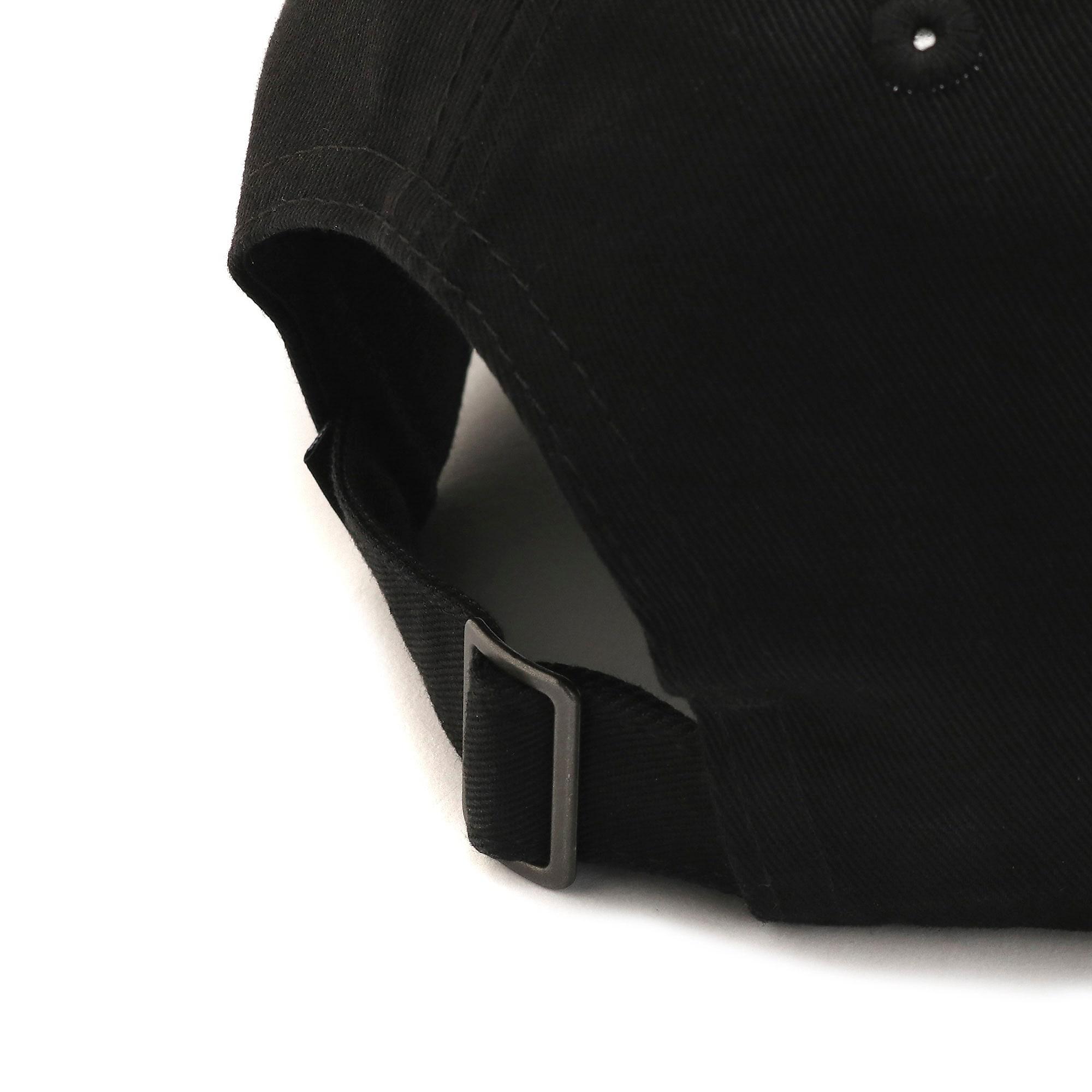 Thumbnail 7 of アーカイブ ロゴ ベースボール キャップ, Puma Black, medium-JPN