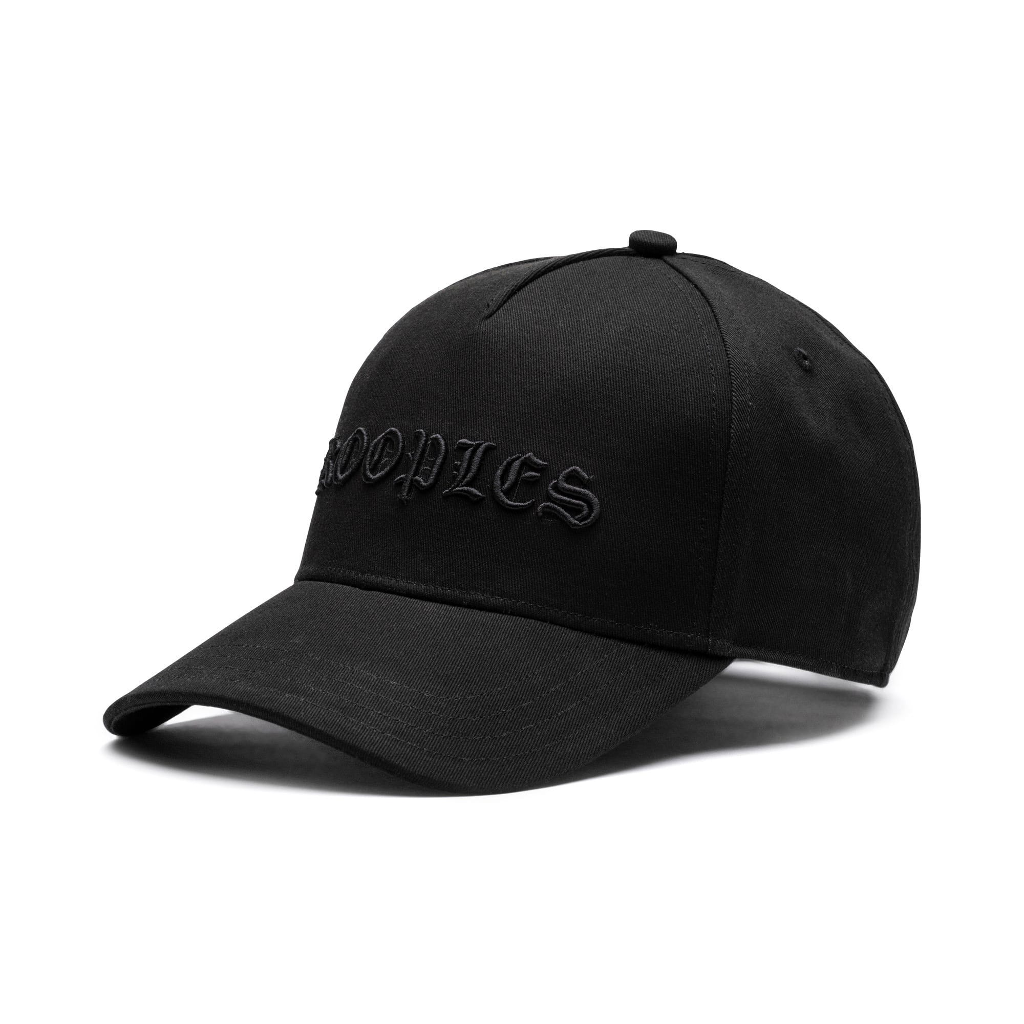 Thumbnail 1 of PUMA x THE KOOPLES Baseball Cap, Puma Black, medium