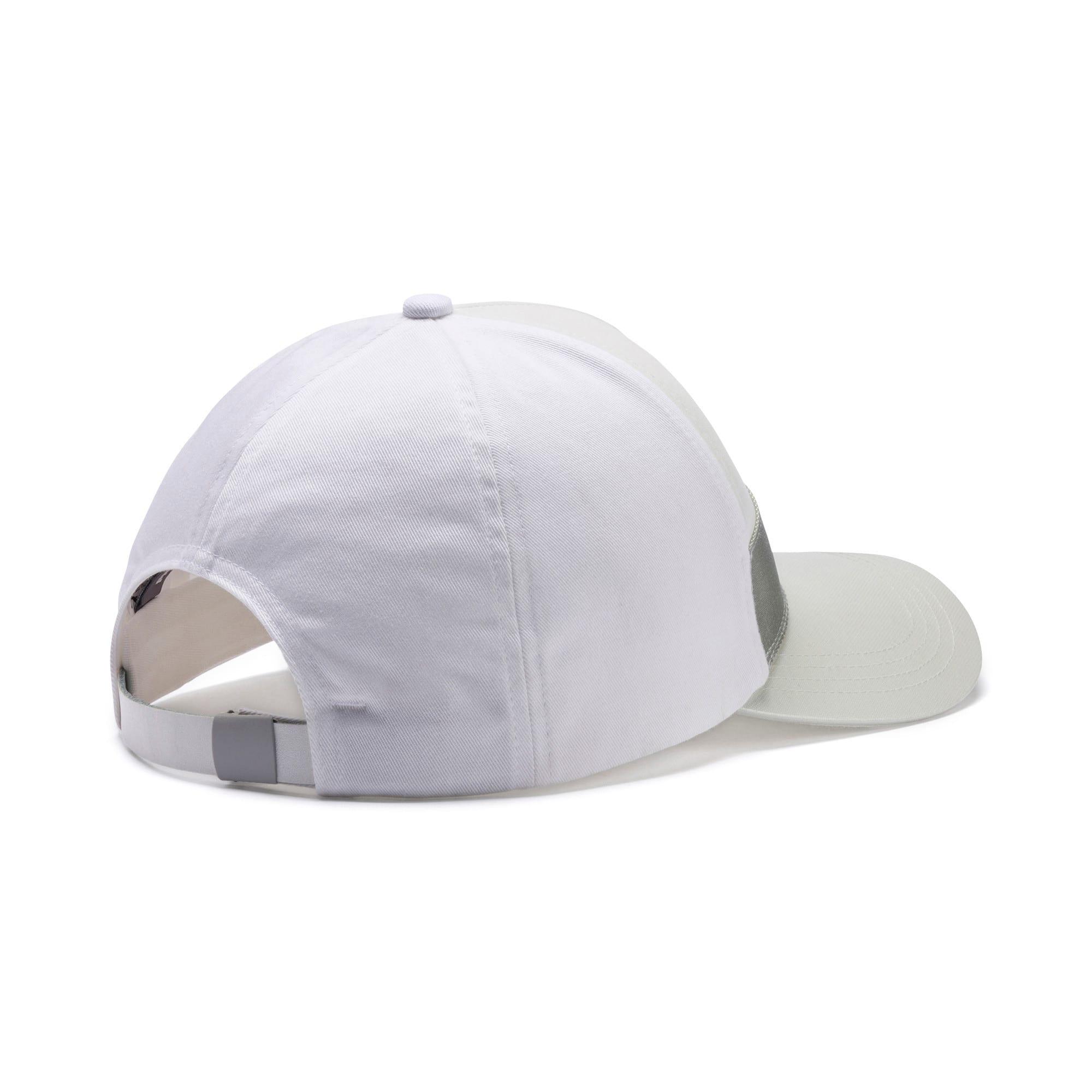 Thumbnail 2 of SG x PUMA Style Cap, Puma White, medium