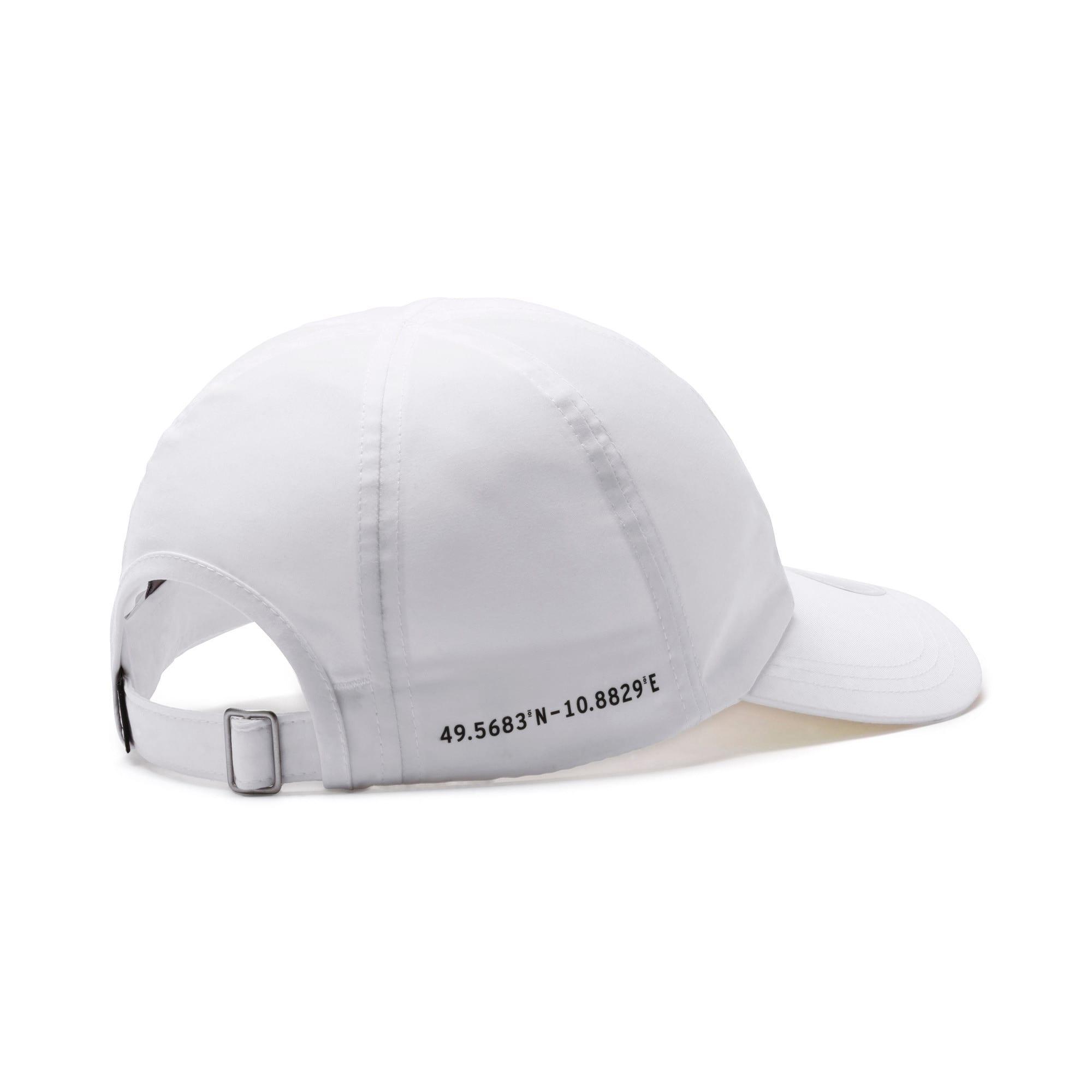Miniatura 3 de Gorra SG x PUMA Gradient Sport, Puma White, mediano