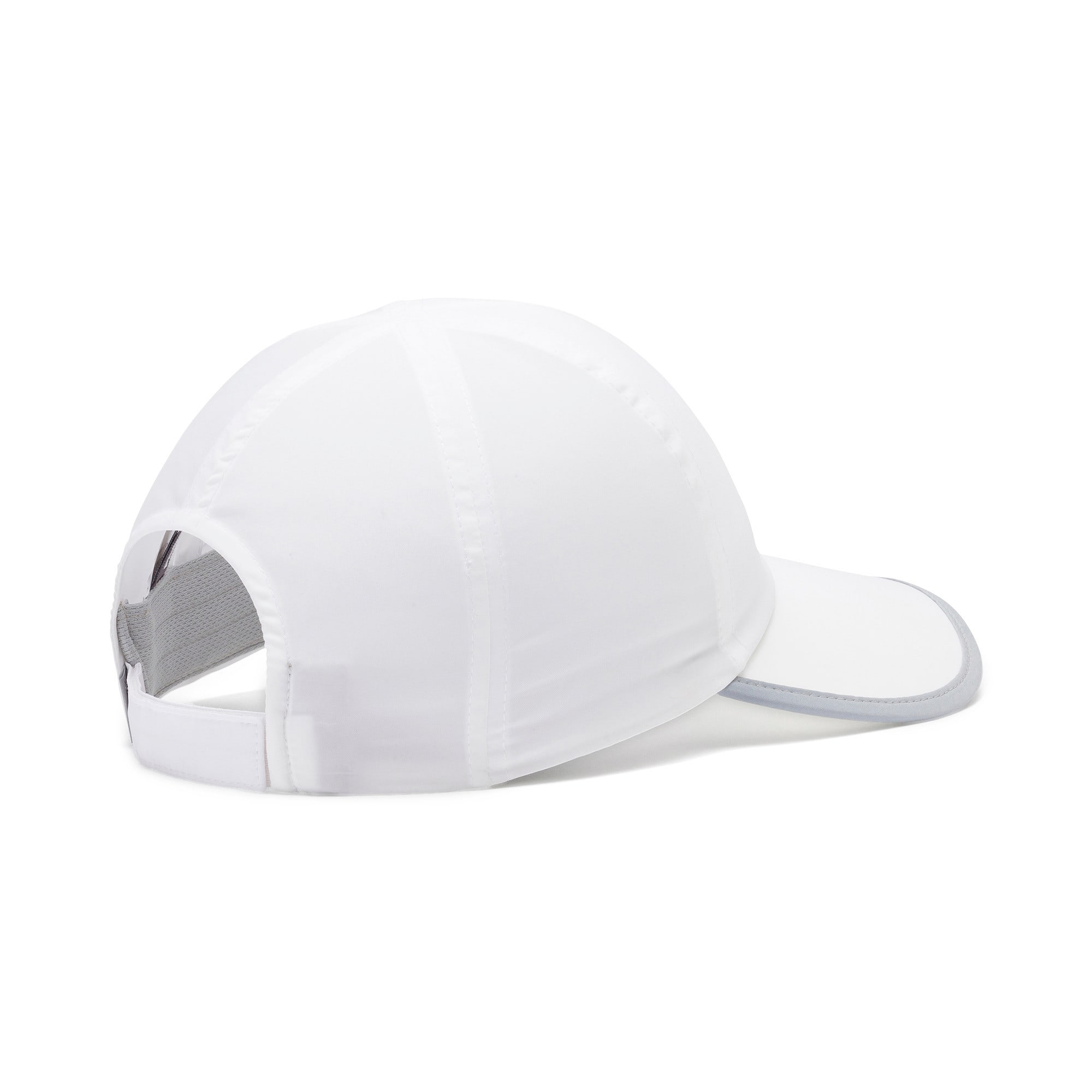 Thumbnail 3 of ESS Running Cap, Puma White-Cat, medium