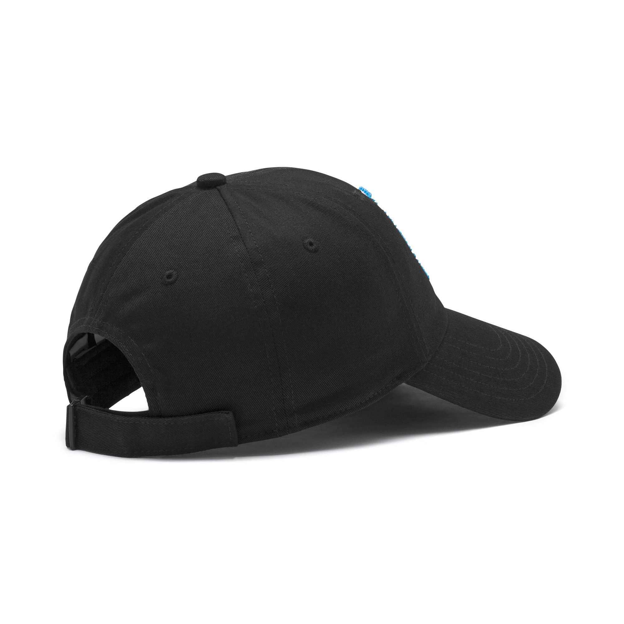 Thumbnail 2 of PUMA x SESAME STREET Kids' Baseball Cap, Puma Black, medium