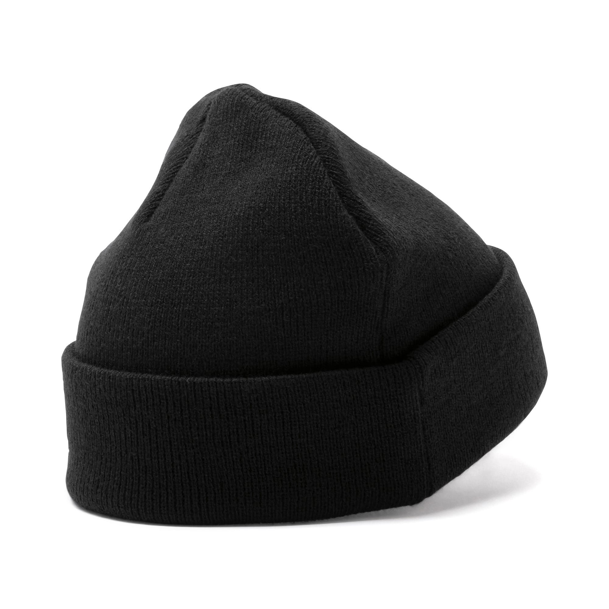 Thumbnail 3 of Epoch Street Beanie, Puma Black, medium