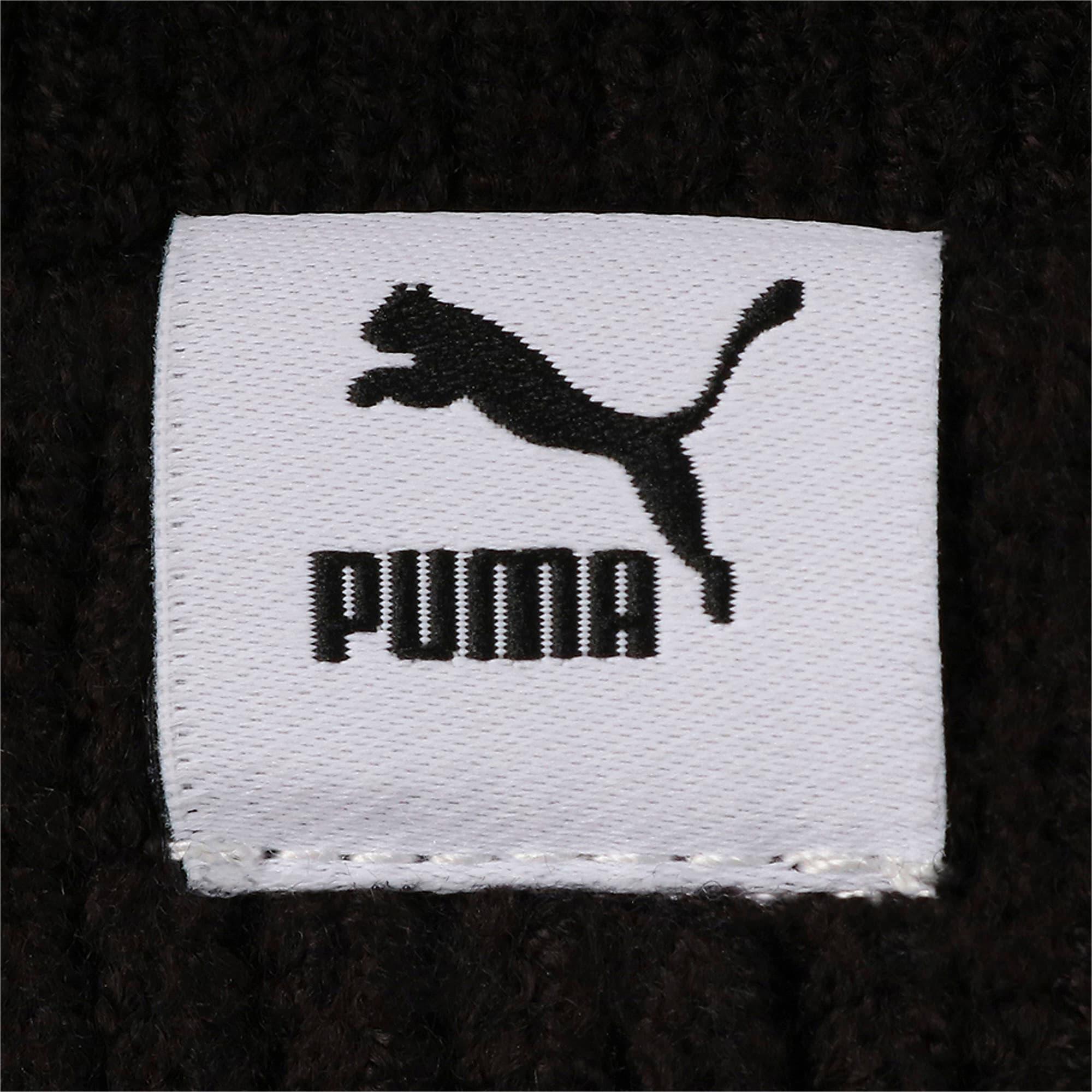 Thumbnail 4 of ハイブリッド フィット ウィメンズ トレンド ビーニー, Puma Black, medium-JPN