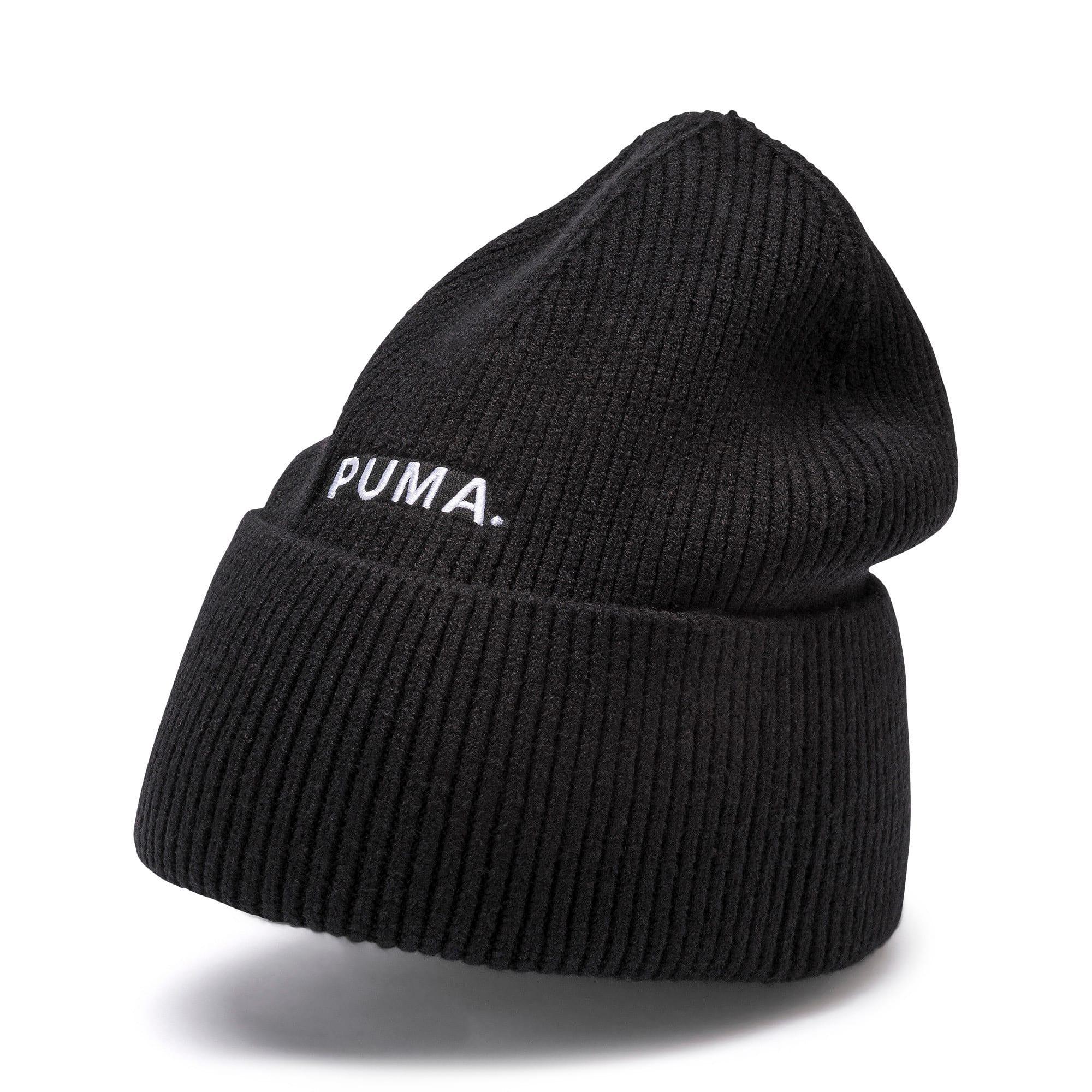 Thumbnail 1 of ハイブリッド フィット ウィメンズ トレンド ビーニー, Puma Black, medium-JPN