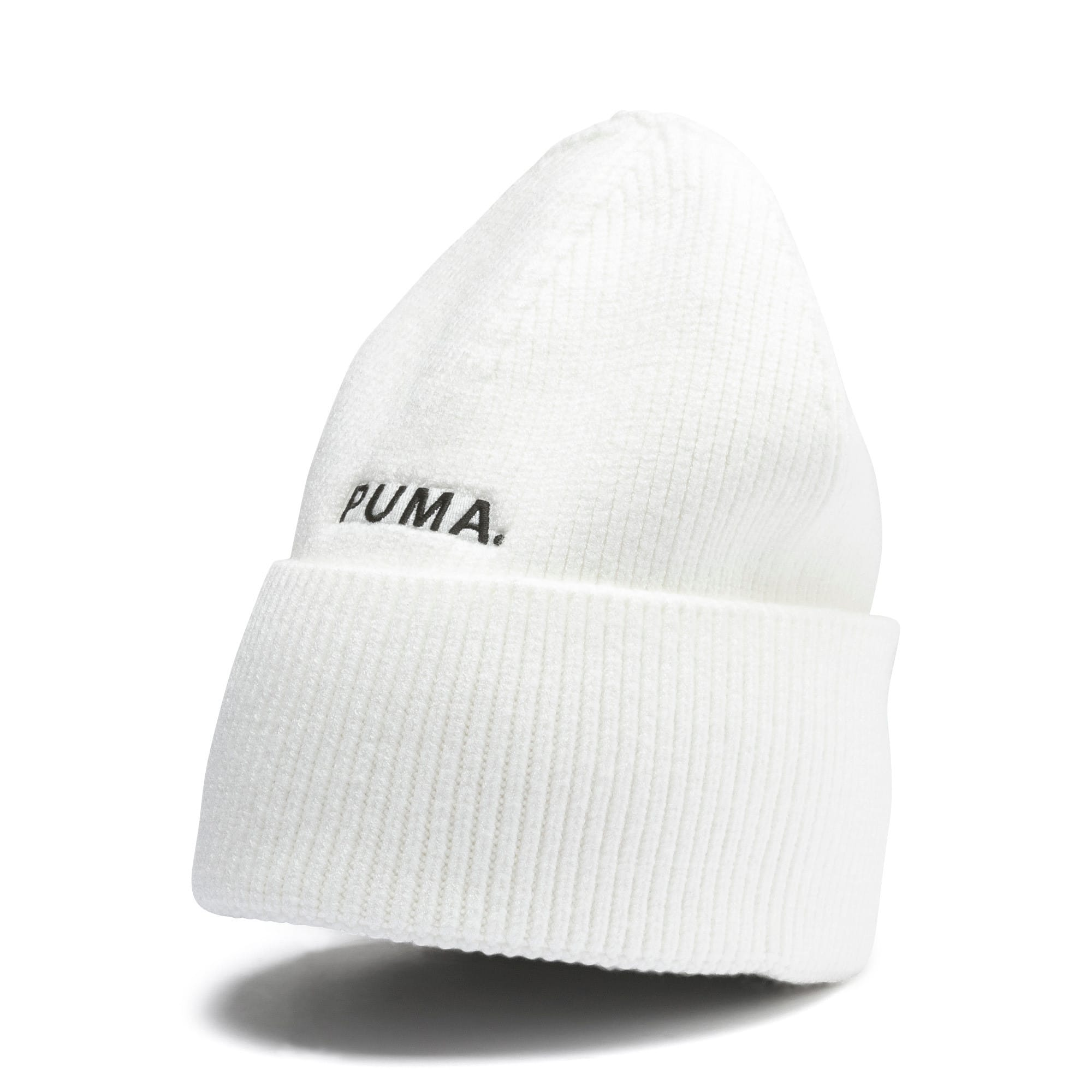 Thumbnail 1 of Hybrid Fit Trend Beanie, Puma White, medium
