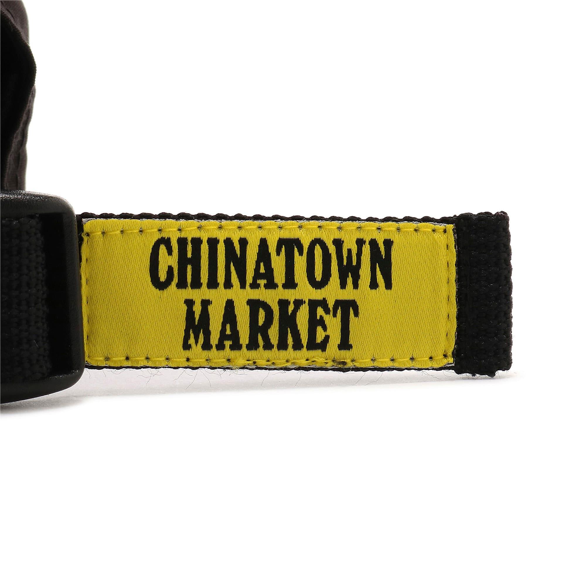 Thumbnail 5 of PUMA x CHINATOWN MARKET キャップ, Puma Black-Fern Green, medium-JPN