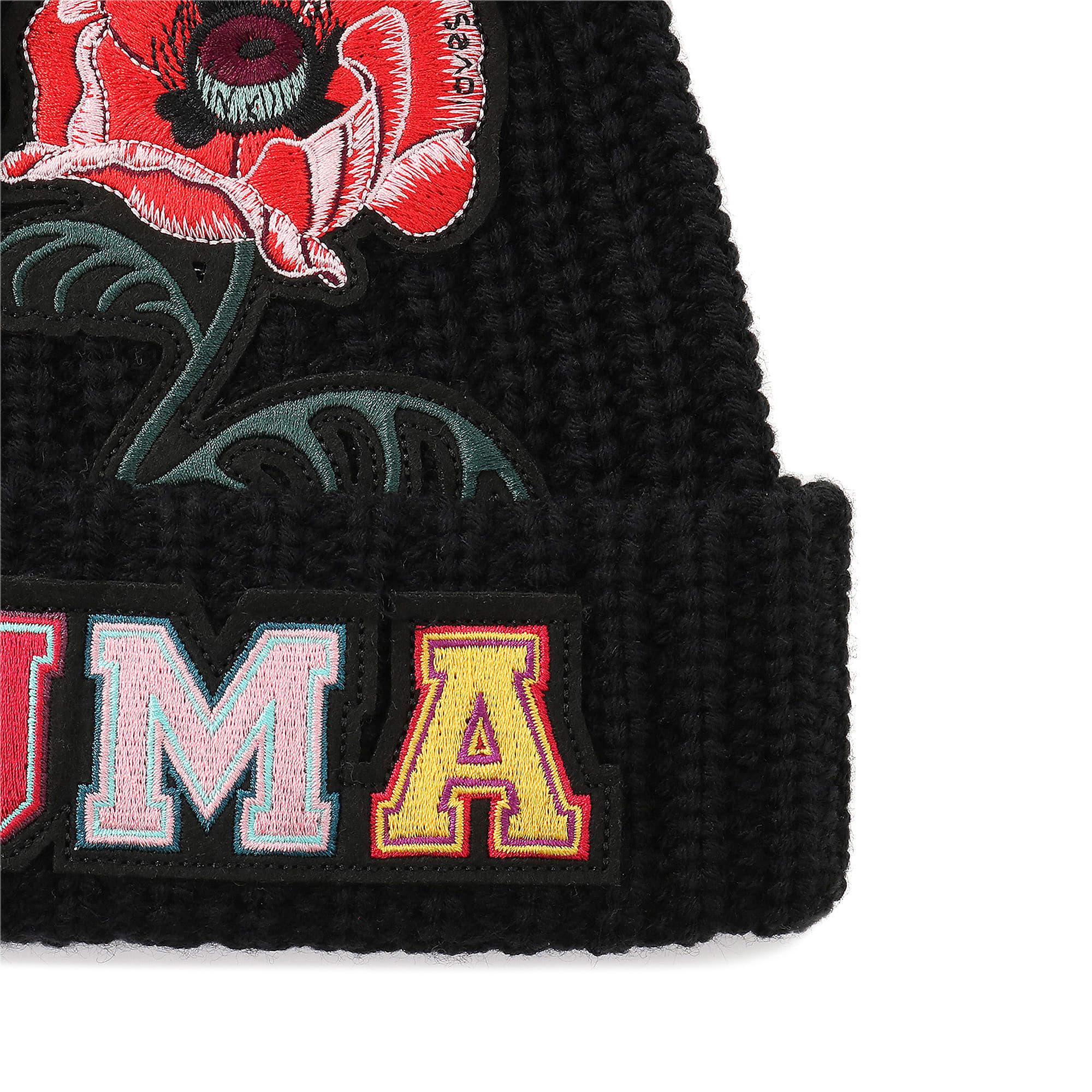 Thumbnail 5 of PUMA x SUE TSAI ウィメンズ ビーニー, Puma Black, medium-JPN