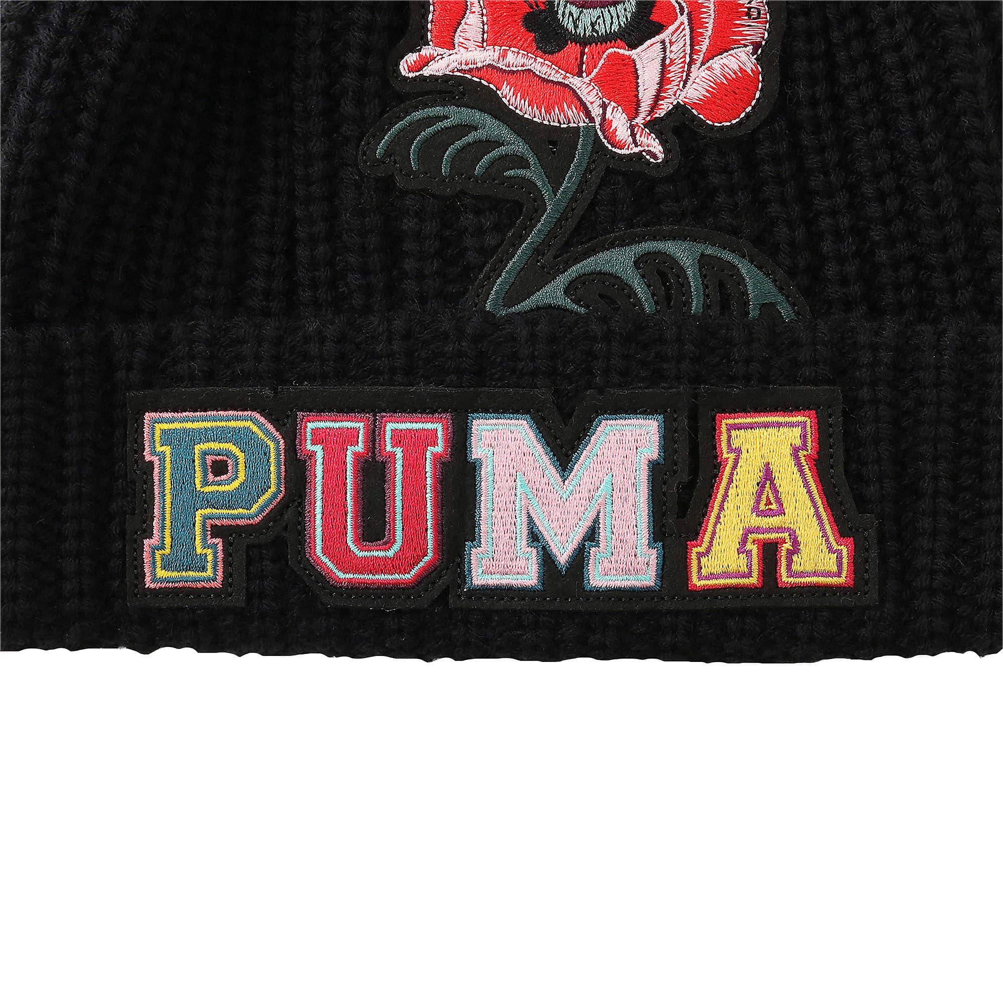Thumbnail 9 of PUMA x SUE TSAI ウィメンズ ビーニー, Puma Black, medium-JPN