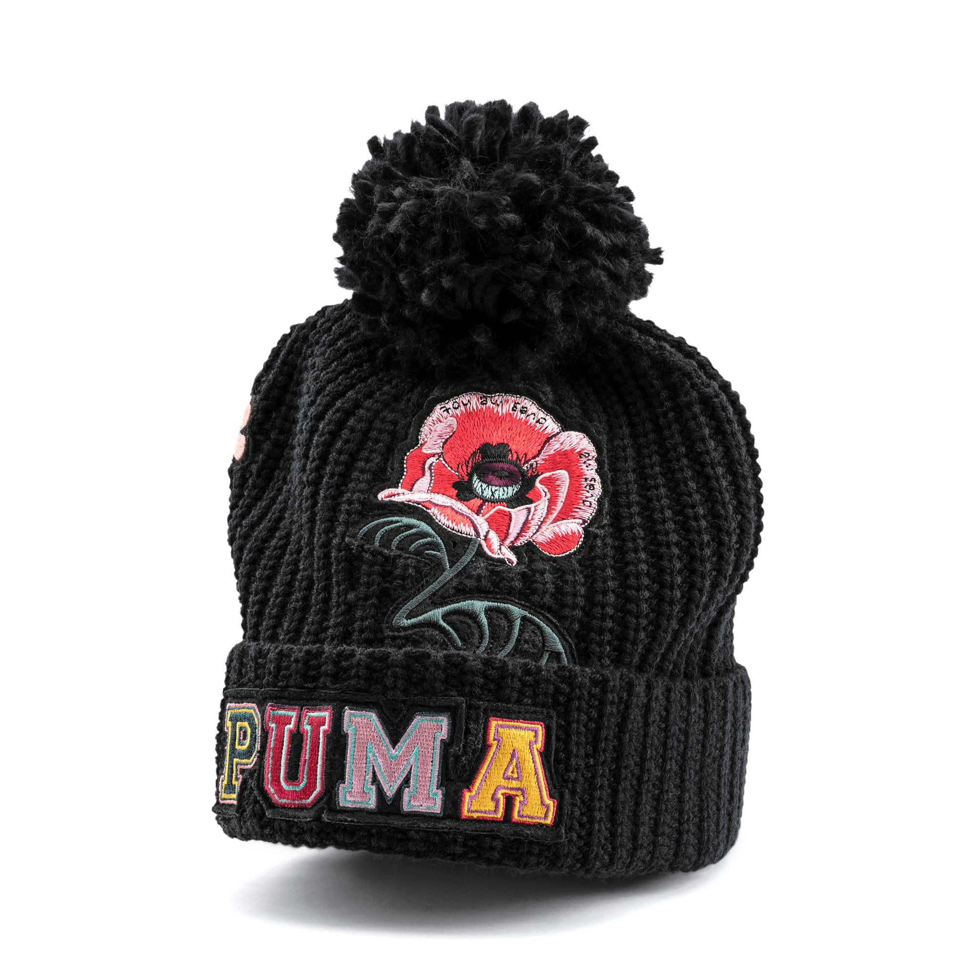 Thumbnail 1 of PUMA x SUE TSAI ウィメンズ ビーニー, Puma Black, medium-JPN