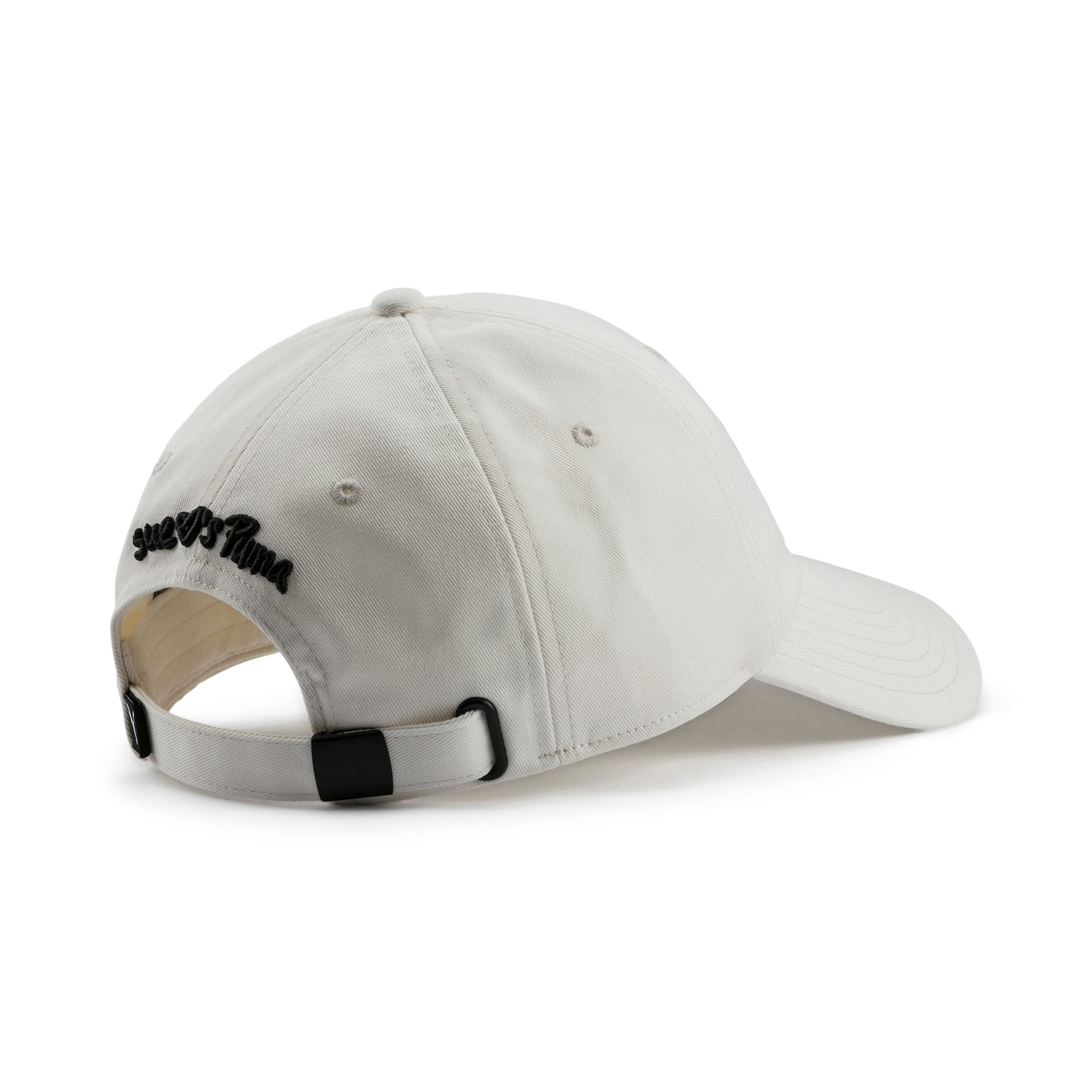 Thumbnail 2 of PUMA x SUE TSAI Cap, Whisper White, medium