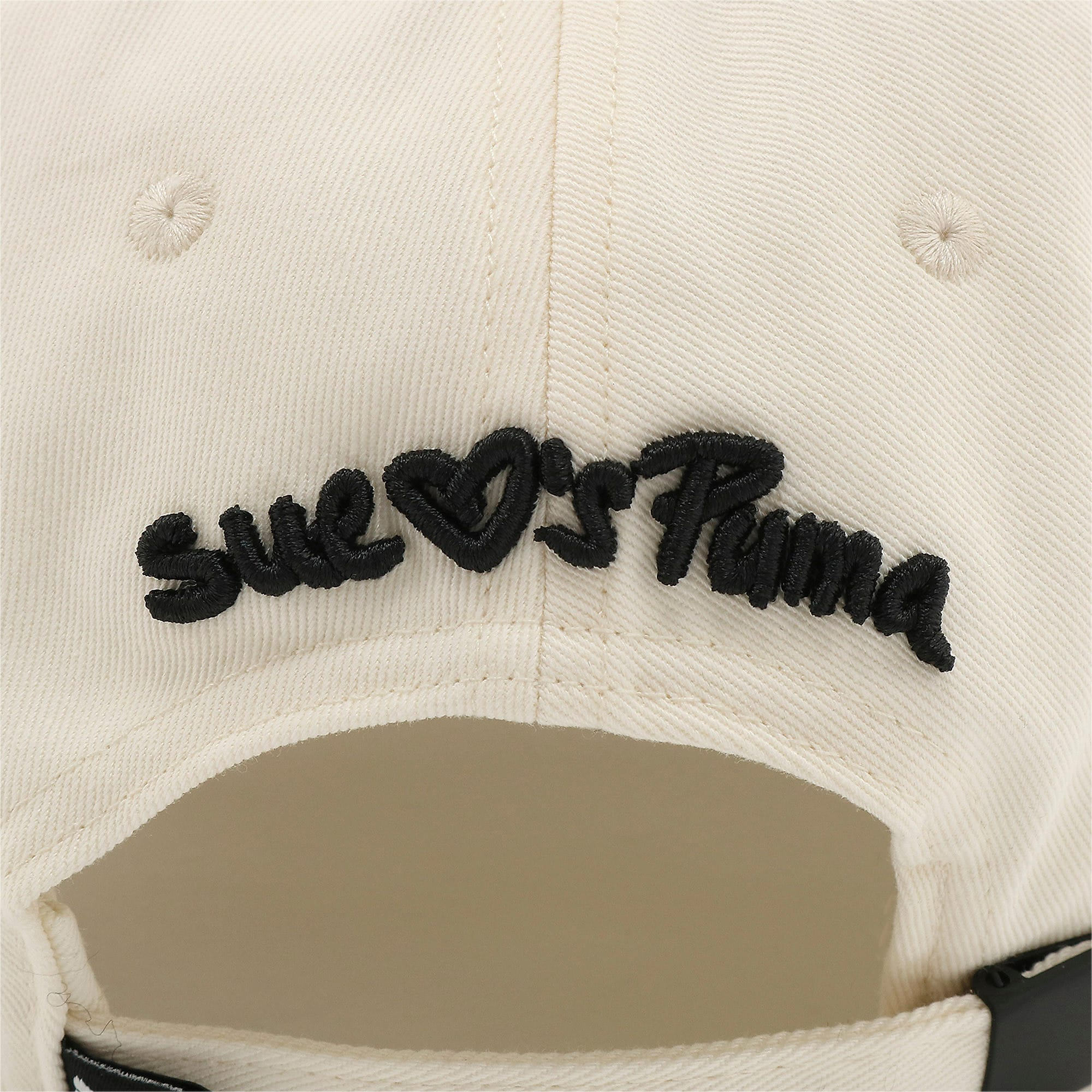Thumbnail 6 of PUMA x SUE TSAI ウィメンズ キャップ, Whisper White, medium-JPN