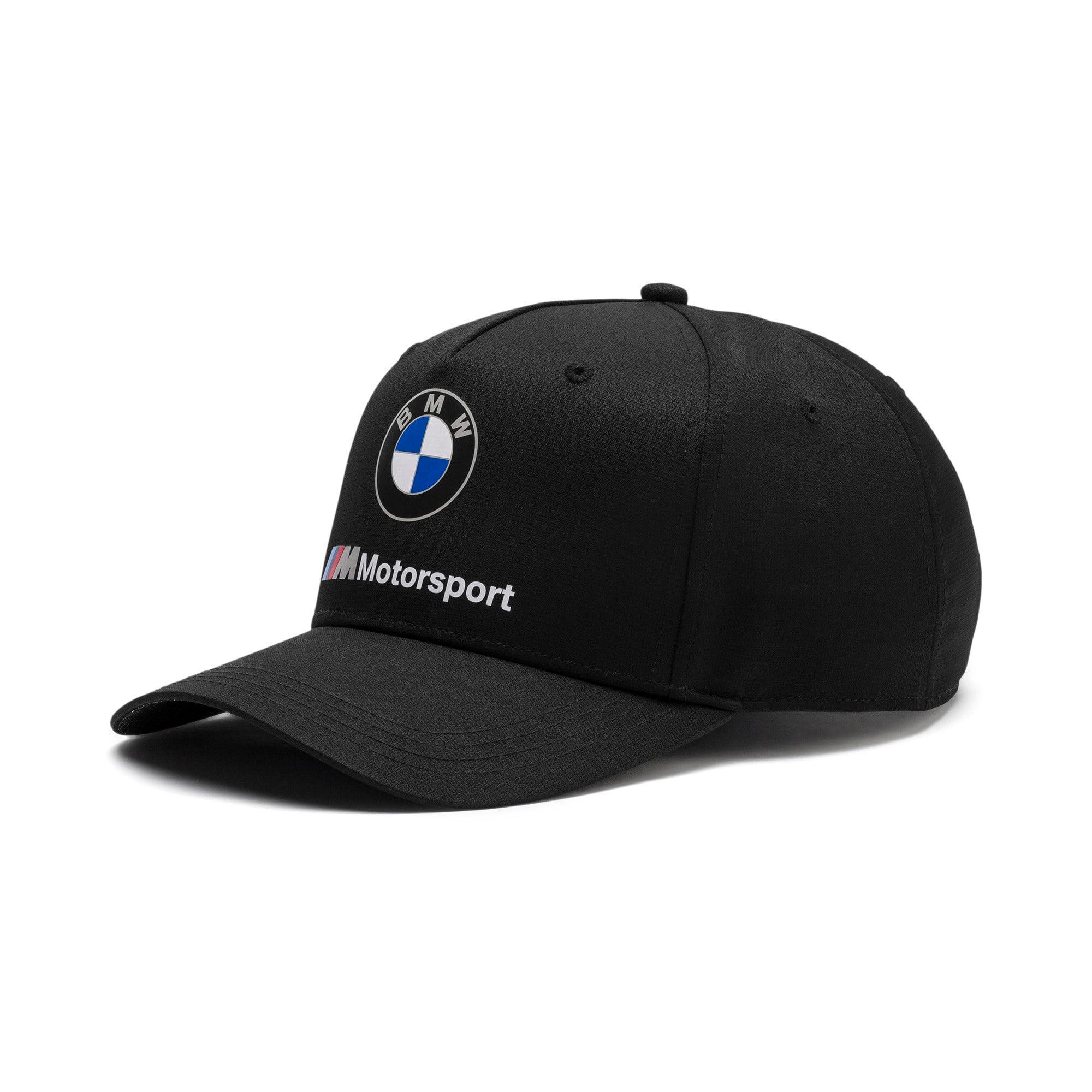 Miniatura 1 de Gorra de béisbol BMW M Motorsport, Puma Black, mediano