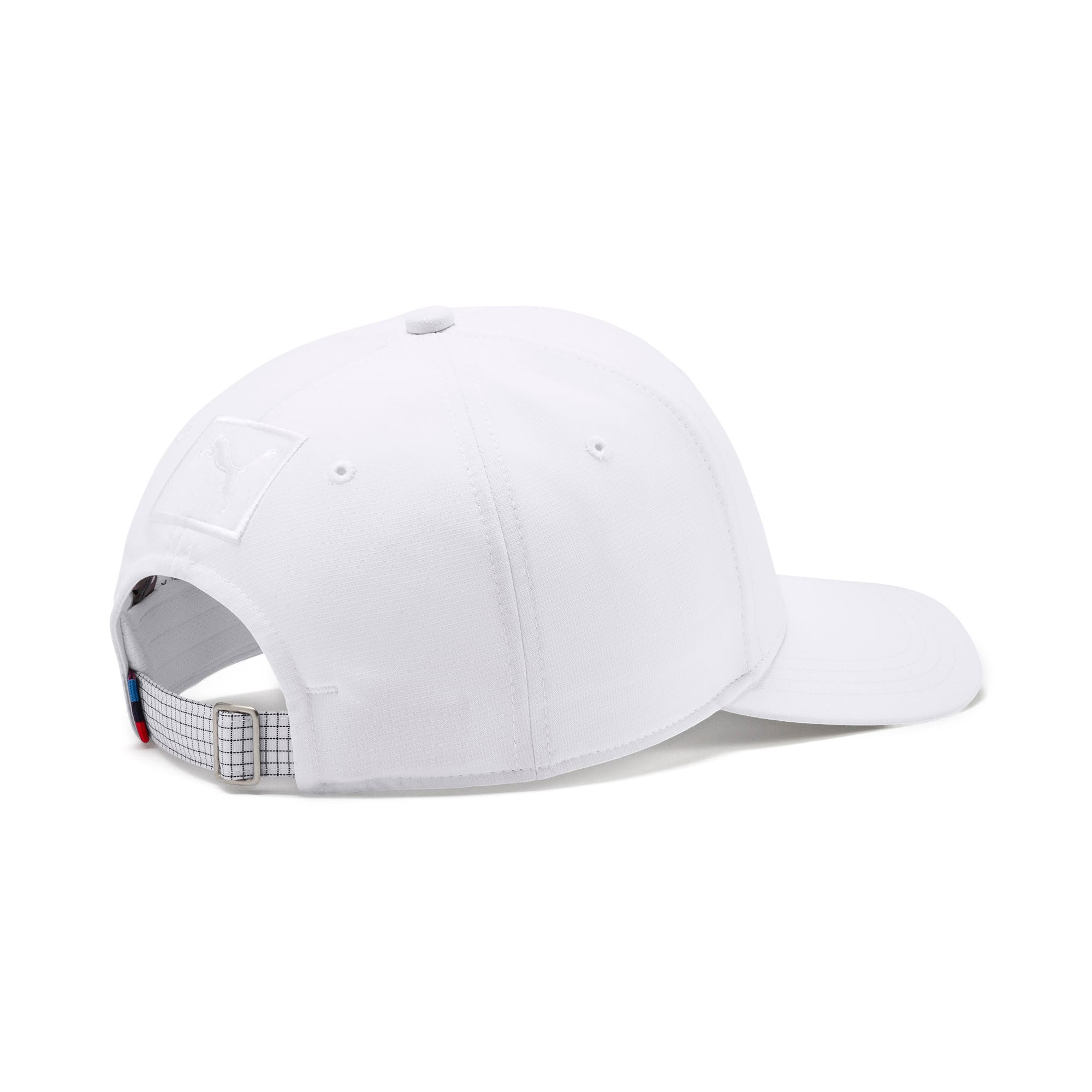 Thumbnail 3 of BMW M Motorsport Cap, Puma White, medium