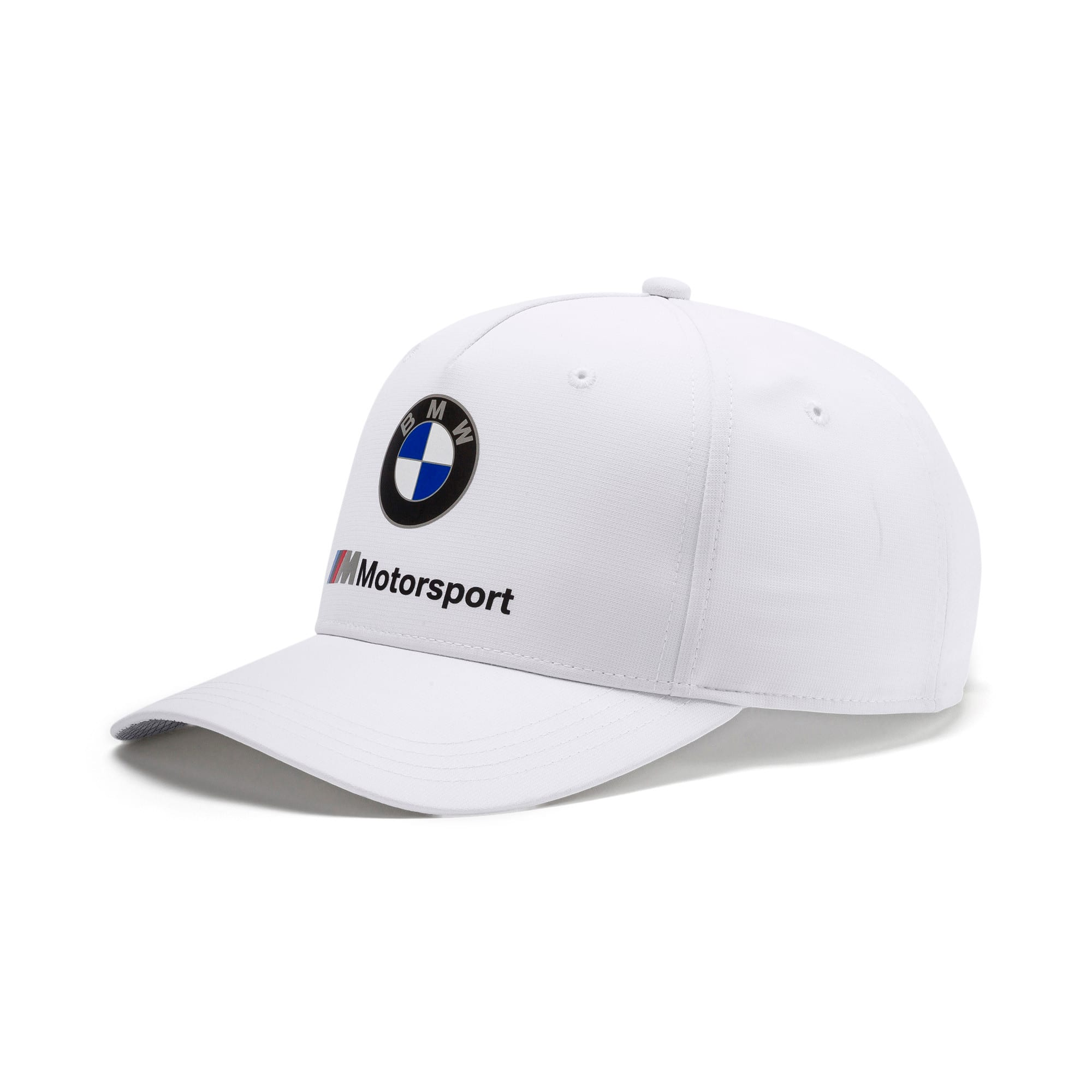 Thumbnail 1 of BMW M Motorsport Cap, Puma White, medium