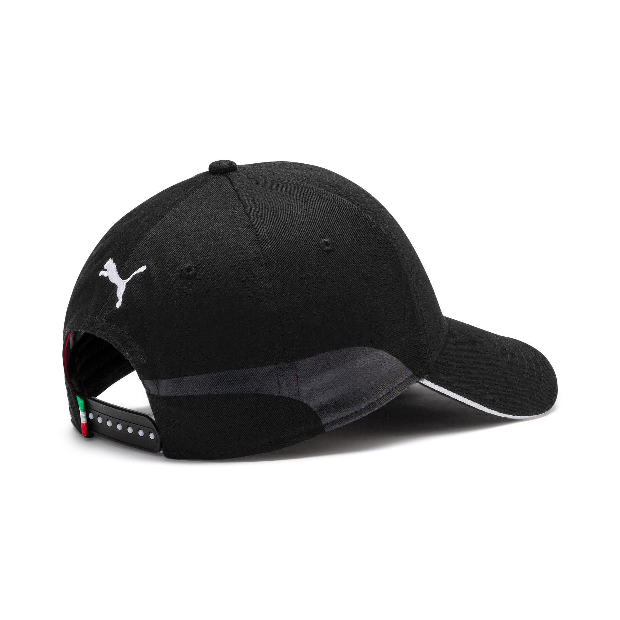 Thumbnail 2 of Ferrari Fanwear Cap, Puma Black, medium