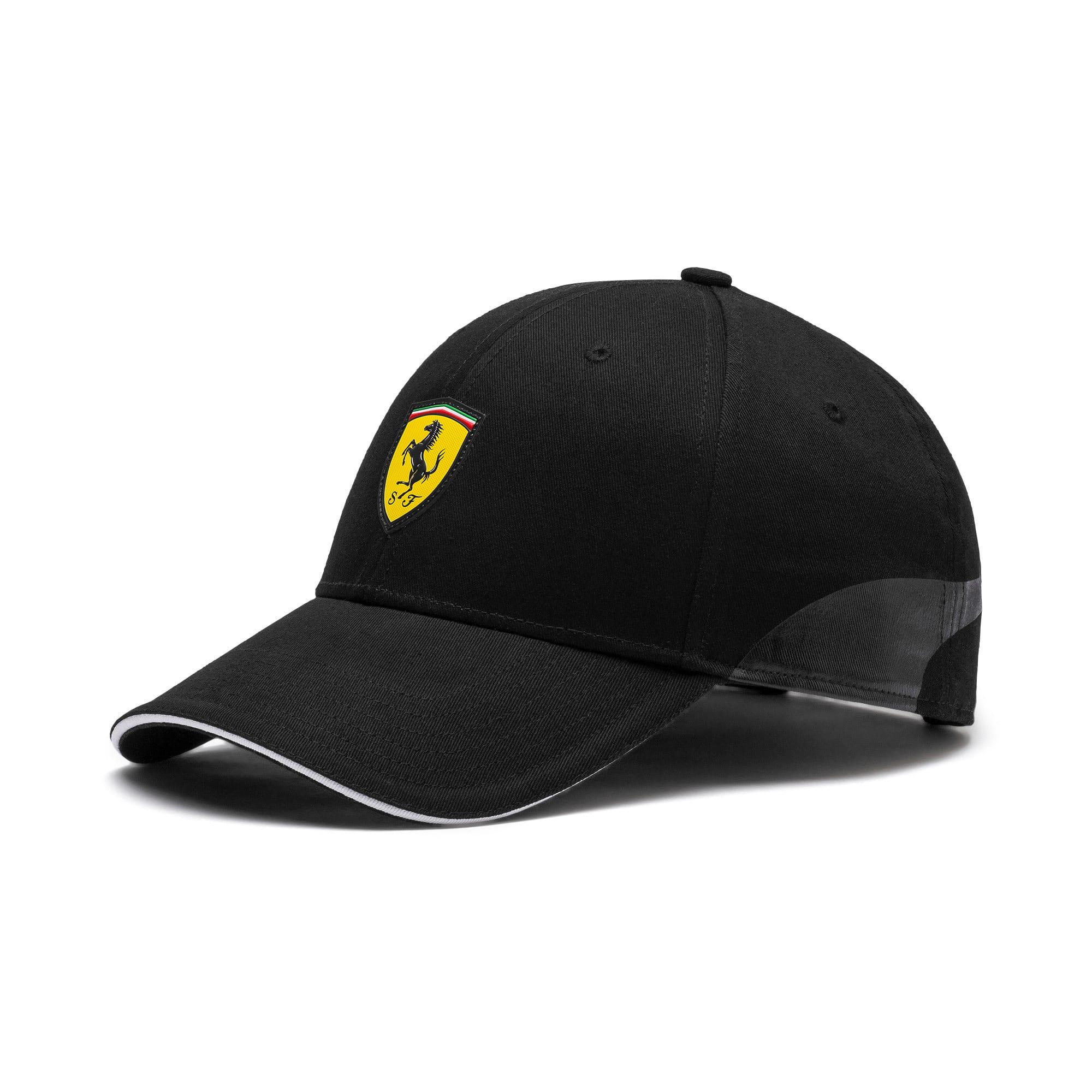 Thumbnail 1 of Ferrari Fanwear Cap, Puma Black, medium