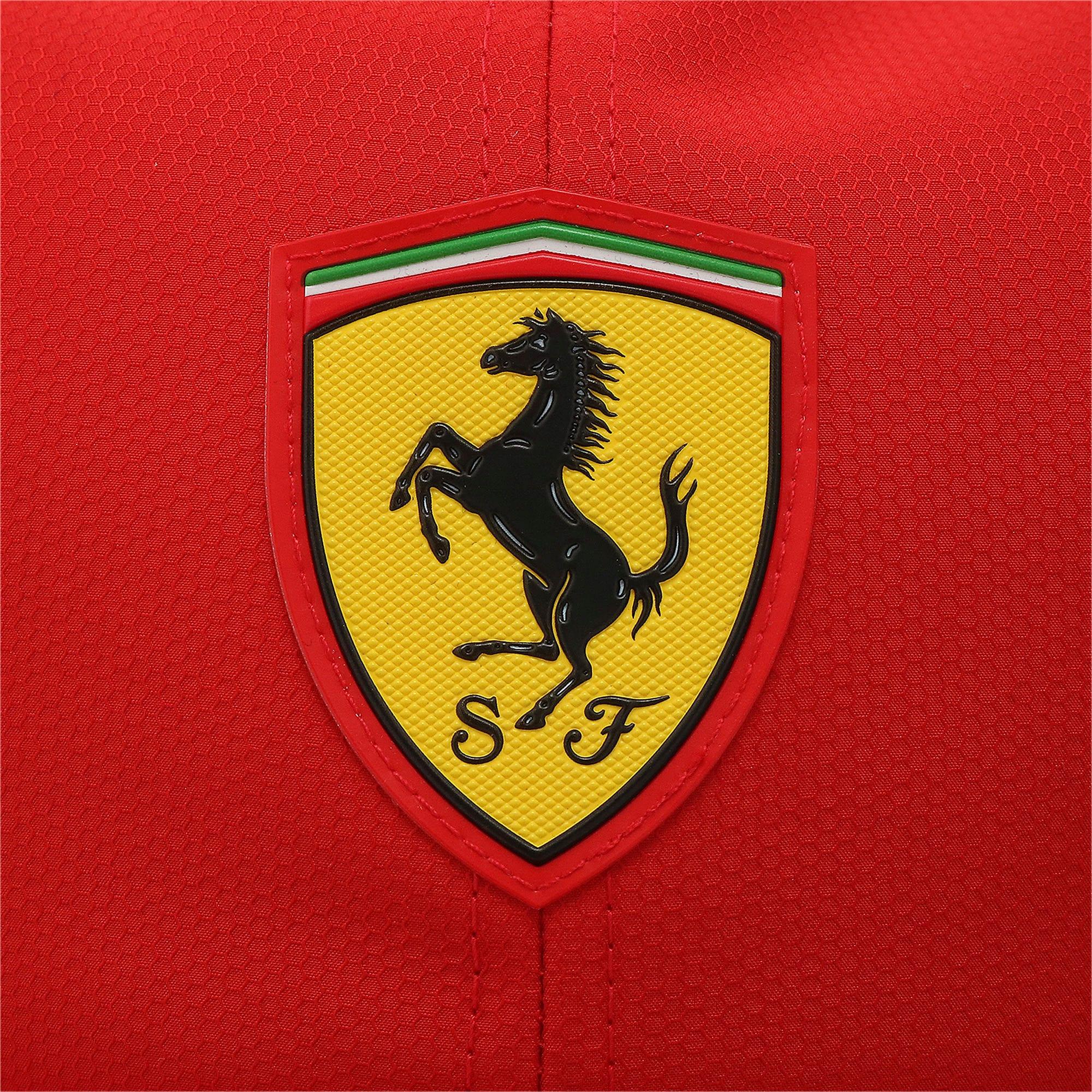 Thumbnail 5 of フェラーリ ファンウェア トラッカー キャップ, Rosso Corsa, medium-JPN