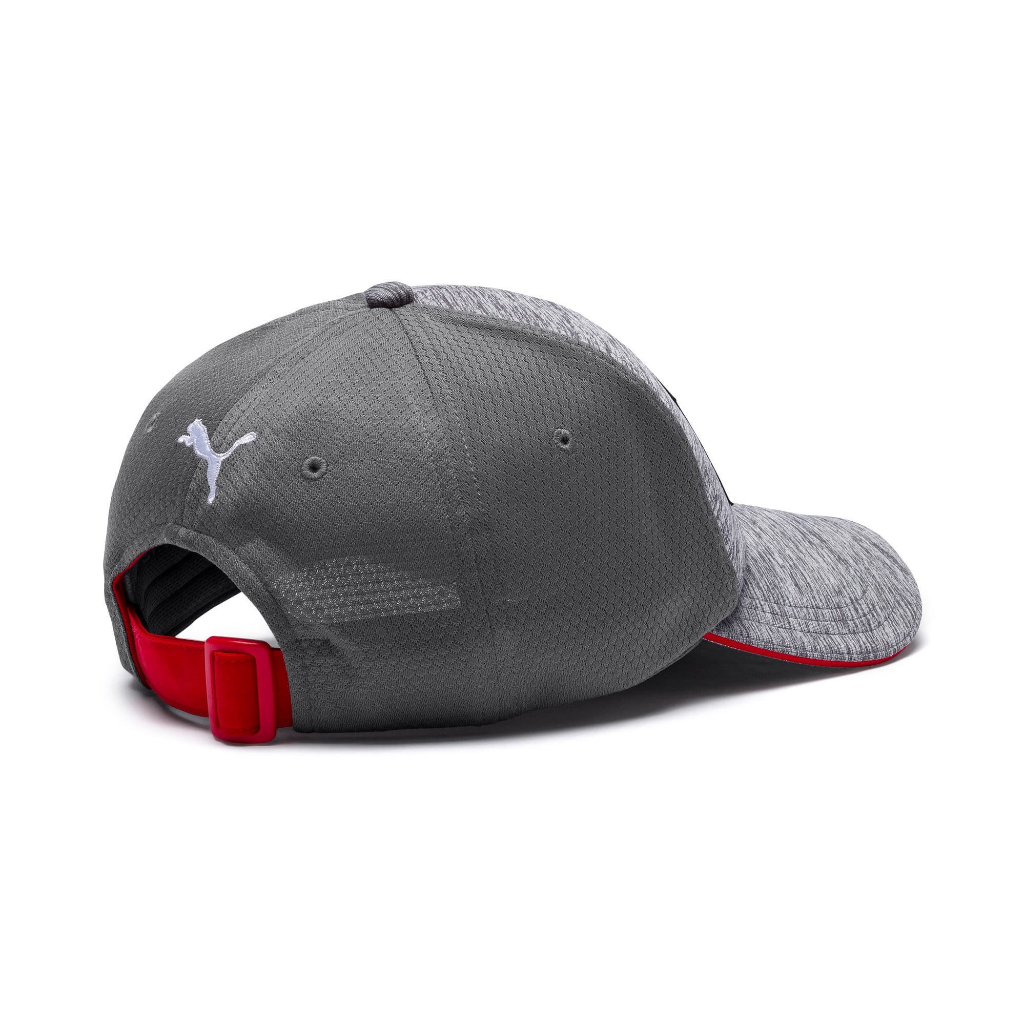 Red Bull Racing Lifestyle Baseball Cap, Smoked Pearl, large