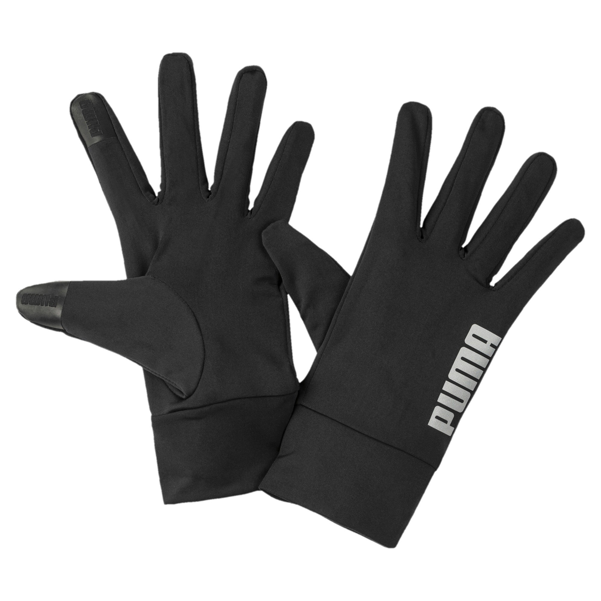 Thumbnail 1 of PR Performance Running Handschuhe, Puma Black, medium