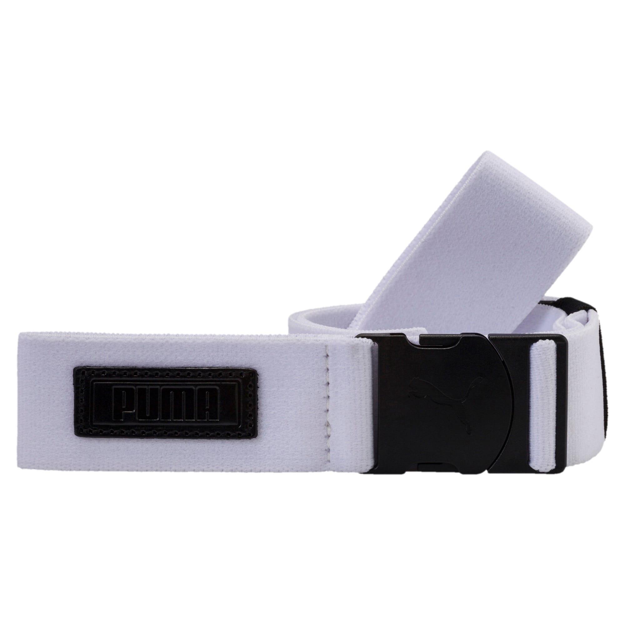 Thumbnail 1 of Ultralite Stretch Belt, Bright White, medium