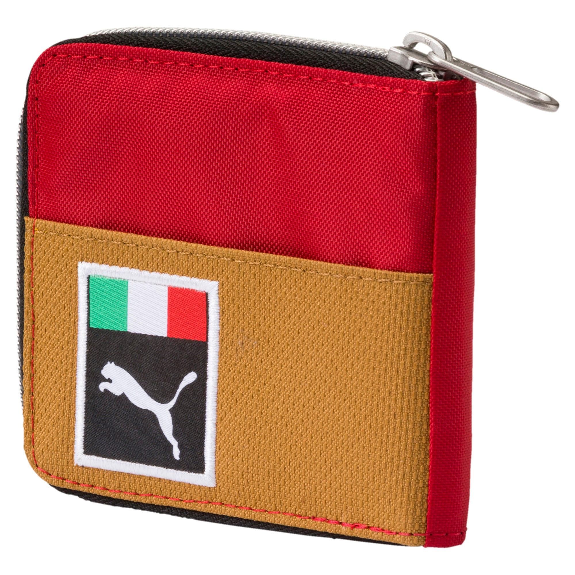Thumbnail 2 of Scuderia Ferrari Fanwear Wallet, Rosso Corsa, medium