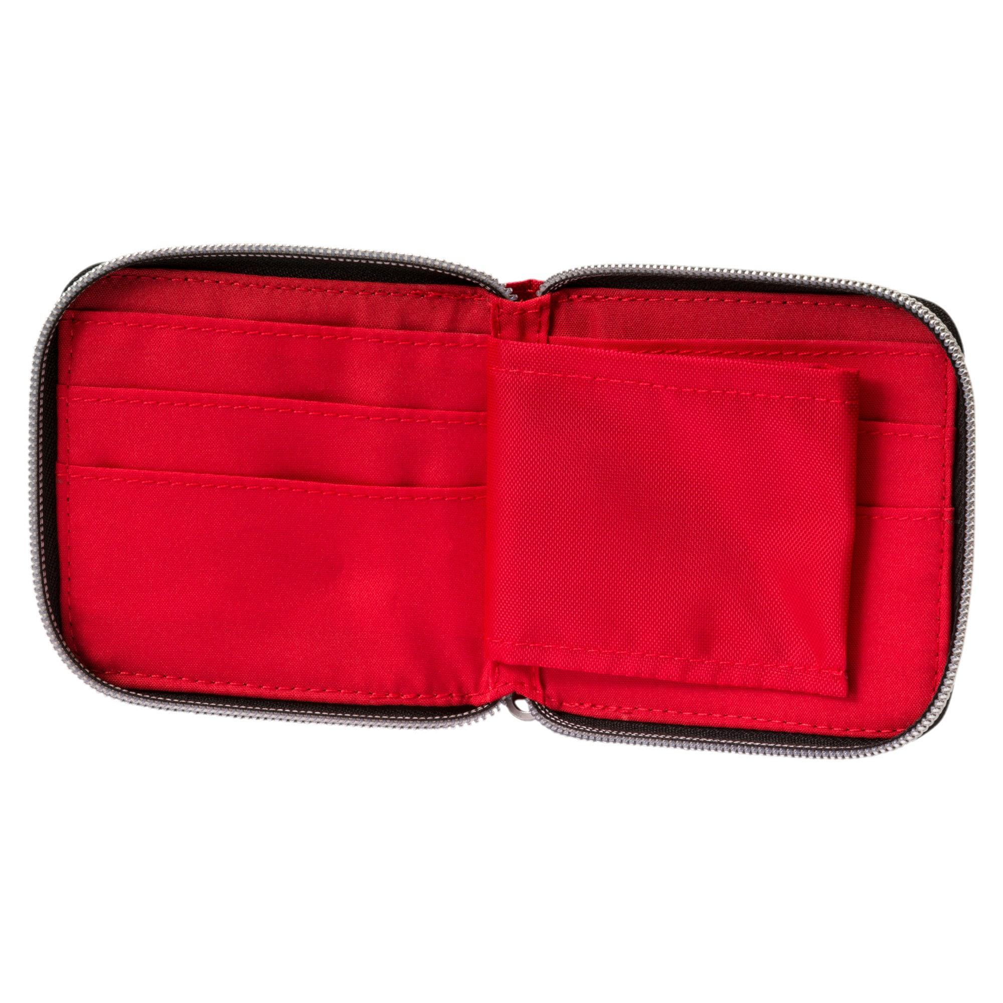 Thumbnail 3 of Scuderia Ferrari Fanwear Wallet, Rosso Corsa, medium
