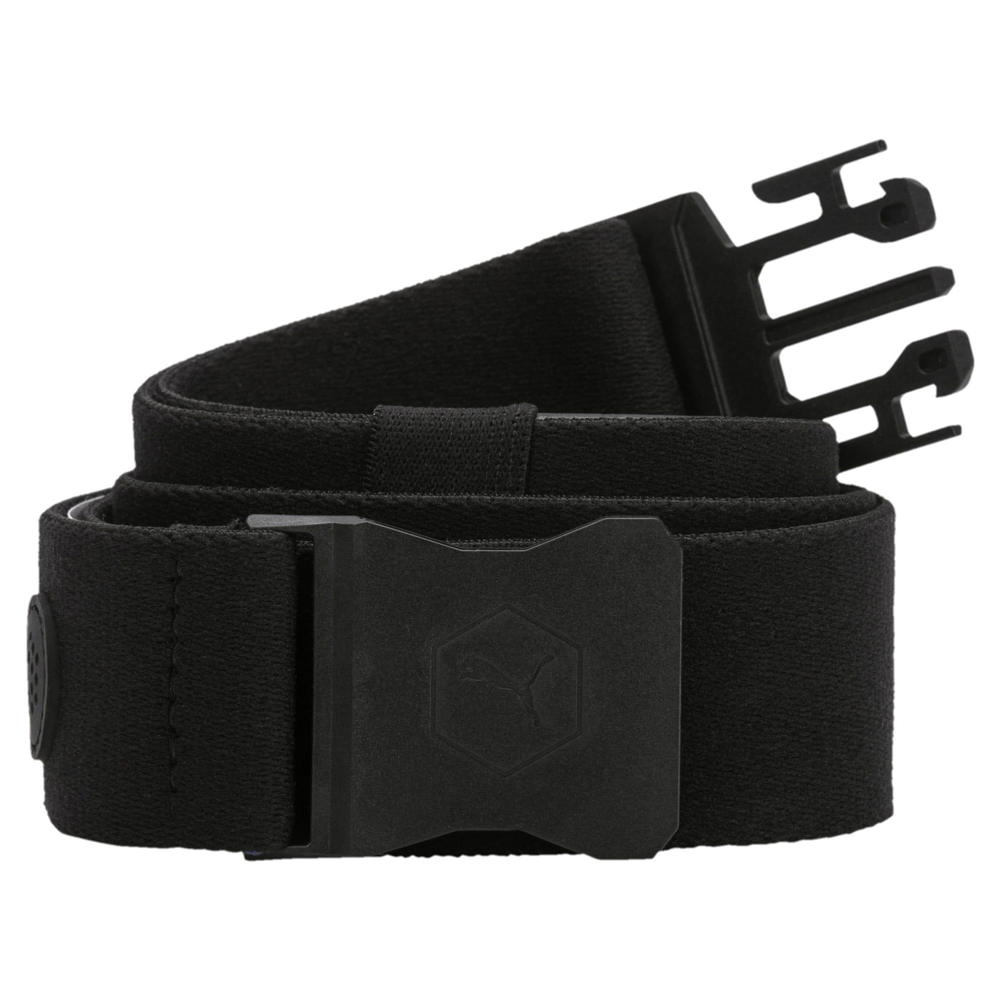 Miniatura 1 de Cinturón elástico Ultralite, Puma Black, mediano