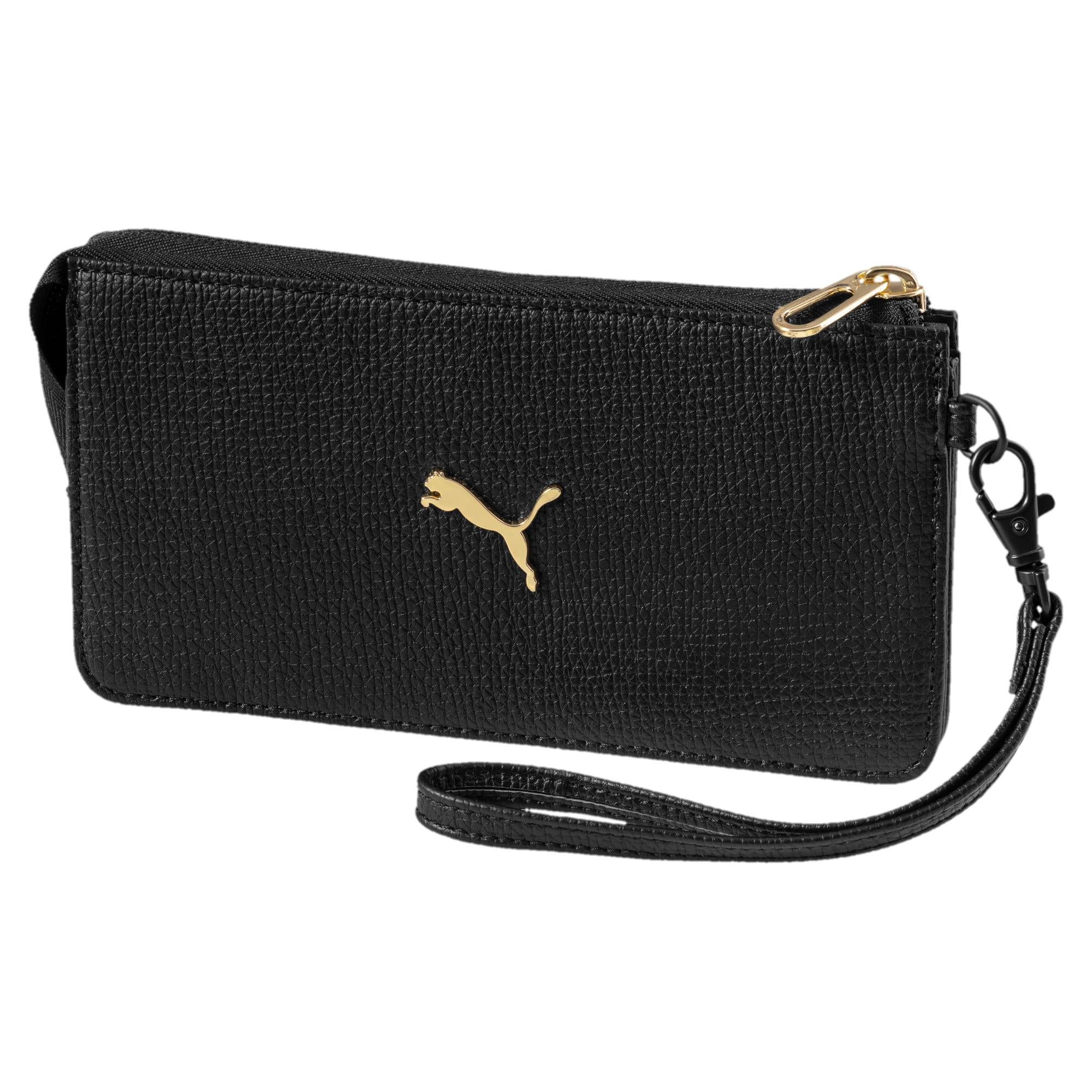 Anteprima 2 di Ferrari Lifestyle Women's Wallet, Puma Black, medio