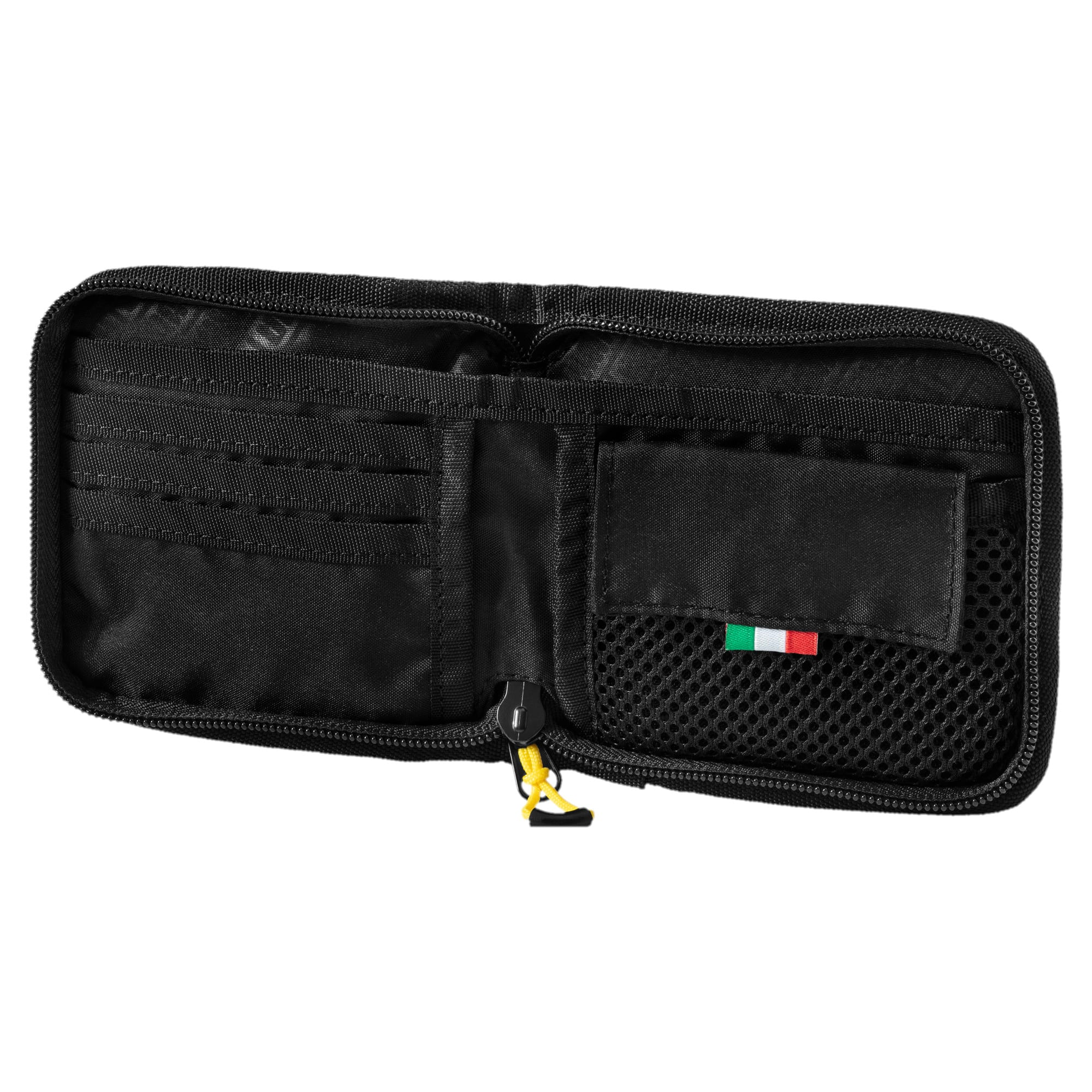 Thumbnail 3 of Scuderia Ferrari Fanwear Wallet, Puma Black, medium
