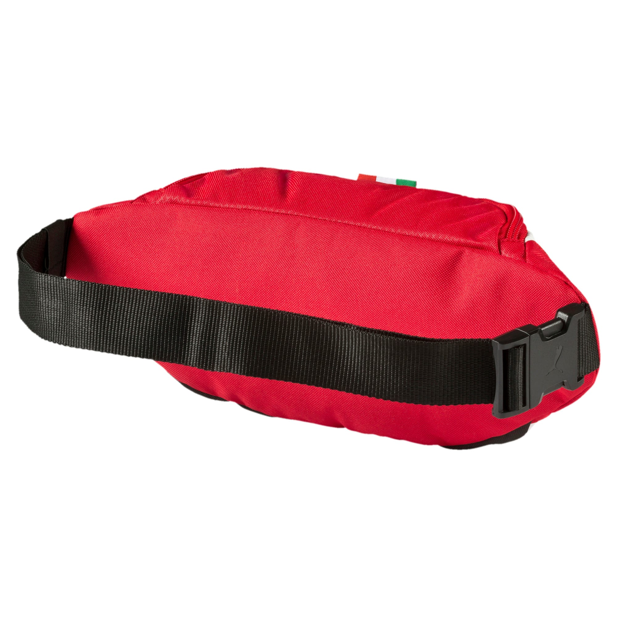 Thumbnail 2 of Ferrari Replica Waist Bag, rosso corsa-white-black, medium-IND