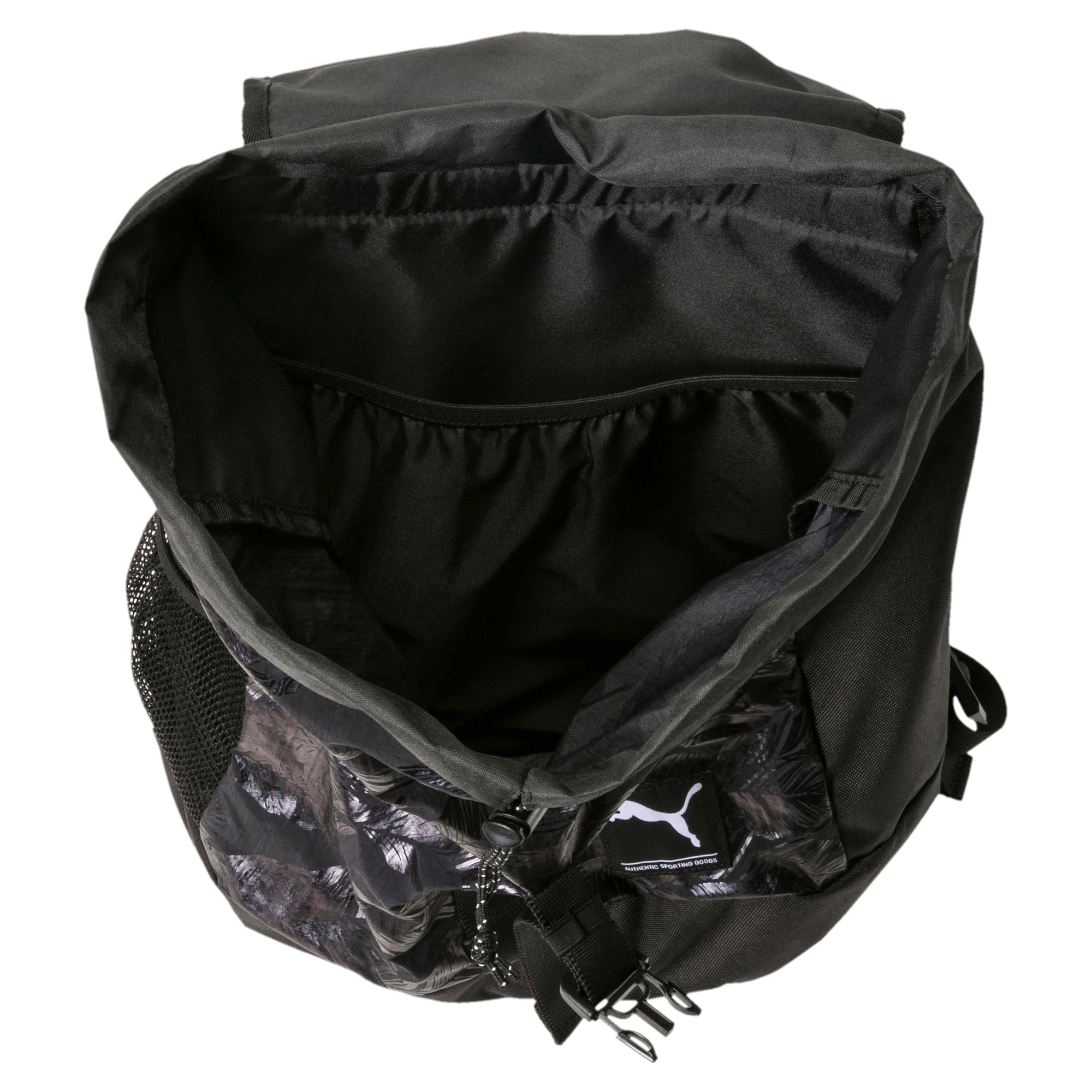Thumbnail 3 of Women's Academy Backpack, Puma Black-SWAN, medium-IND
