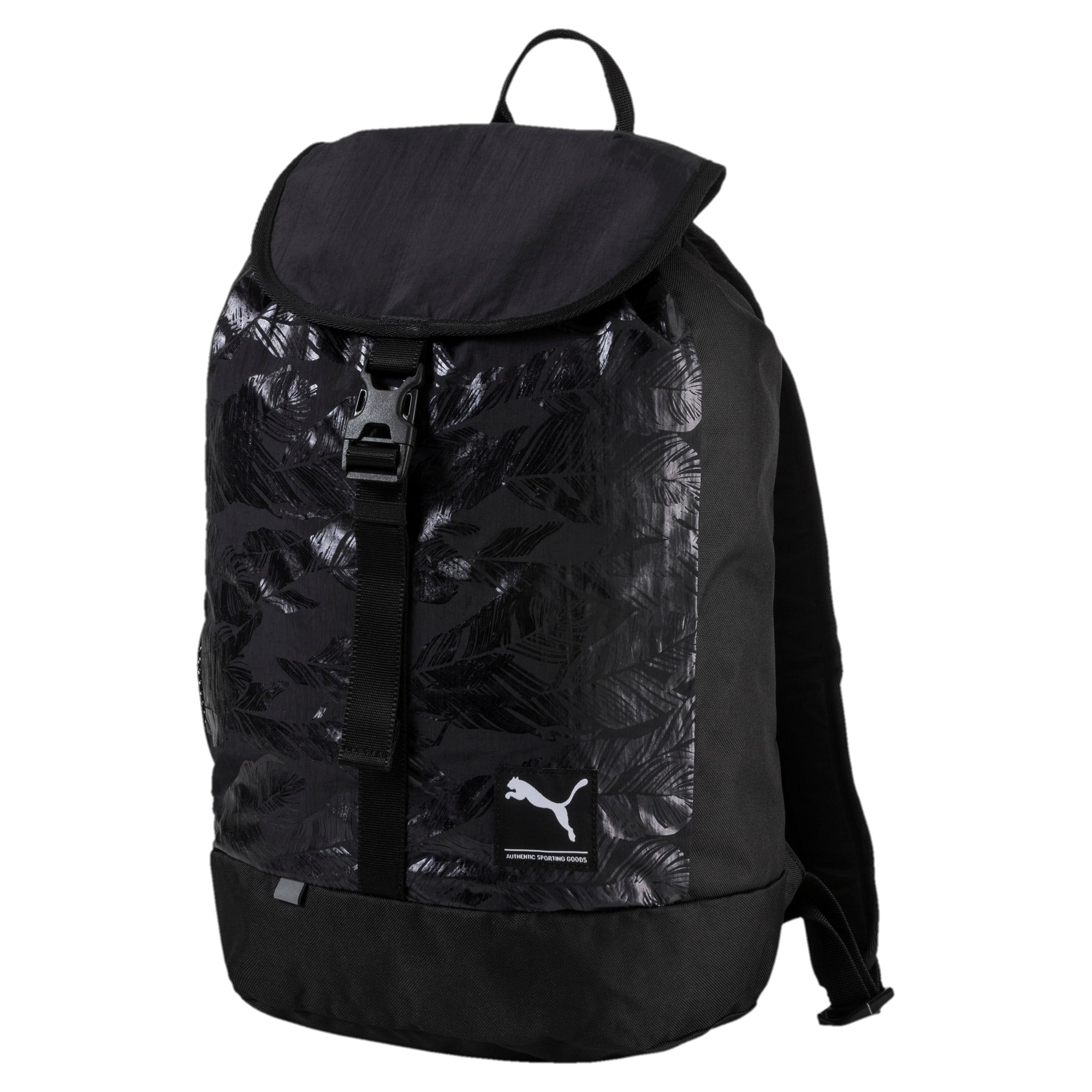 Thumbnail 1 of Women's Academy Backpack, Puma Black-SWAN, medium-IND