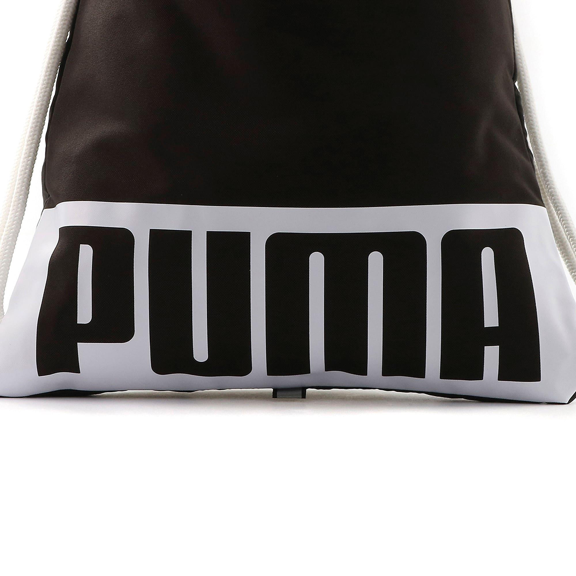 Thumbnail 4 of プーマ デッキ ジムサック 14.5L, Puma Black, medium-JPN