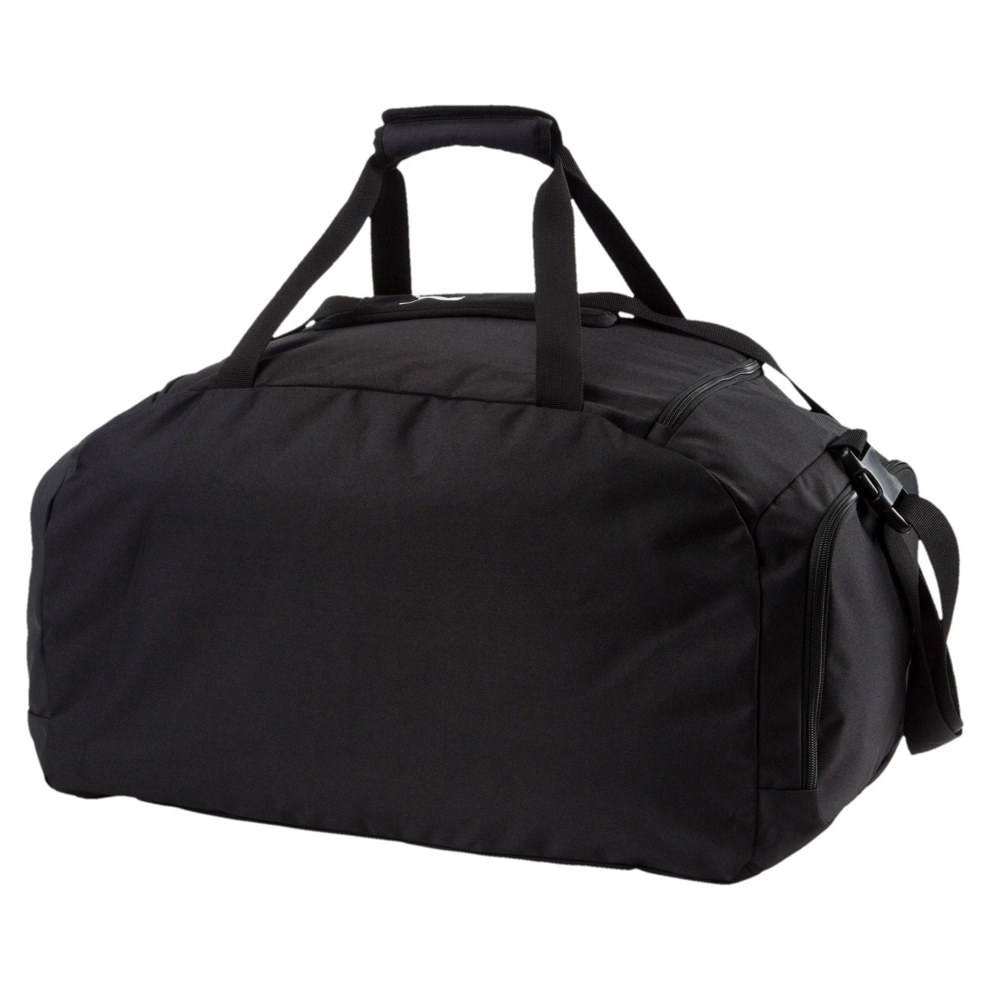 Thumbnail 2 of Liga Medium Bag, Puma Black, medium