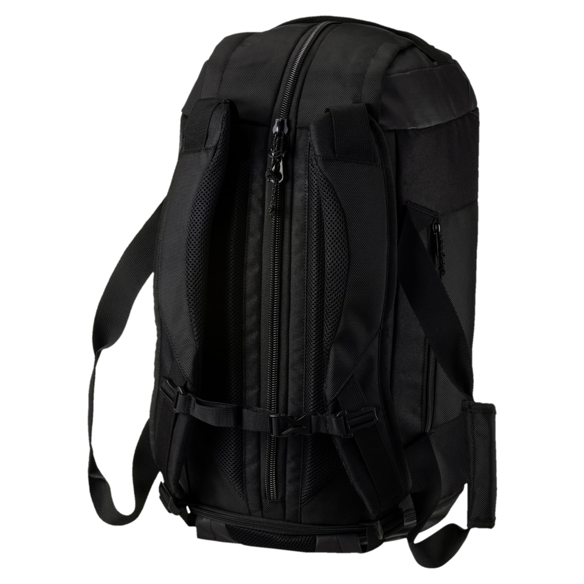 Energy 2-in-1 Backpack, Puma Black, large