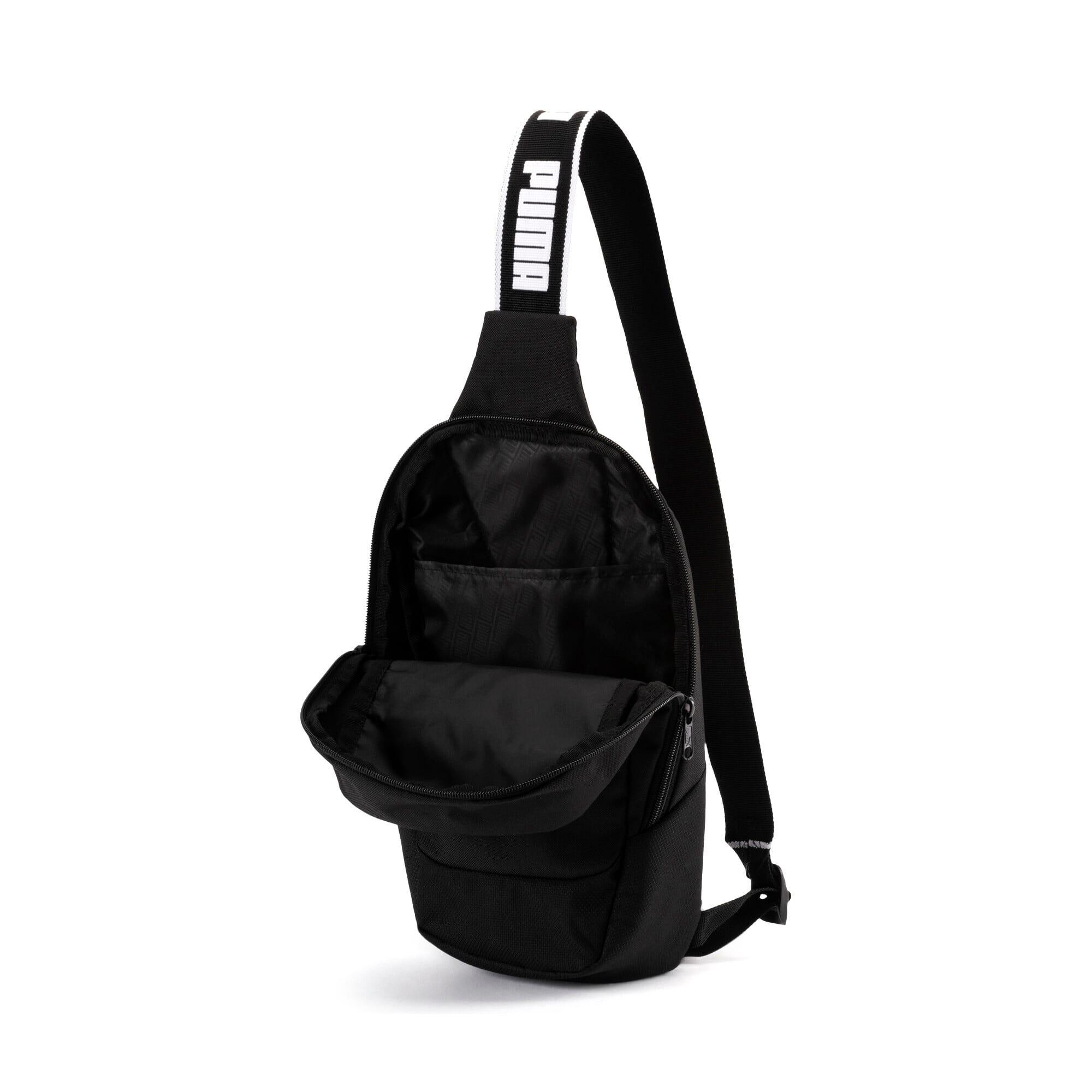 Thumbnail 3 of PUMA Sole Cross Body Bag, Puma Black, medium