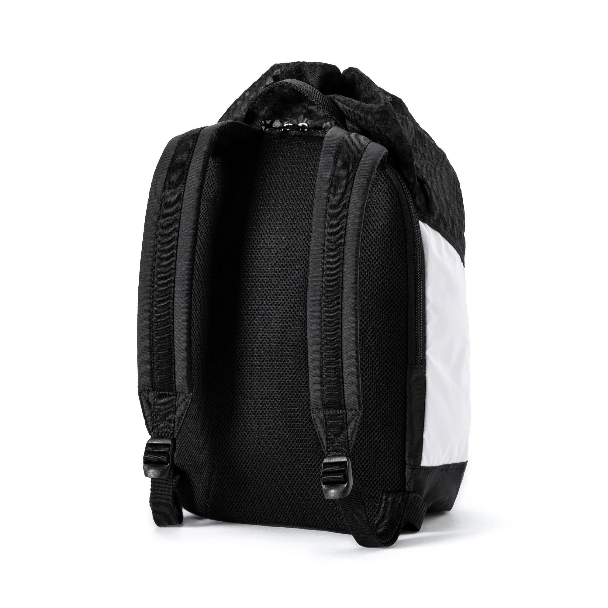 Thumbnail 2 of Ambition Gold Women's Backpack, Puma White-Puma Black, medium
