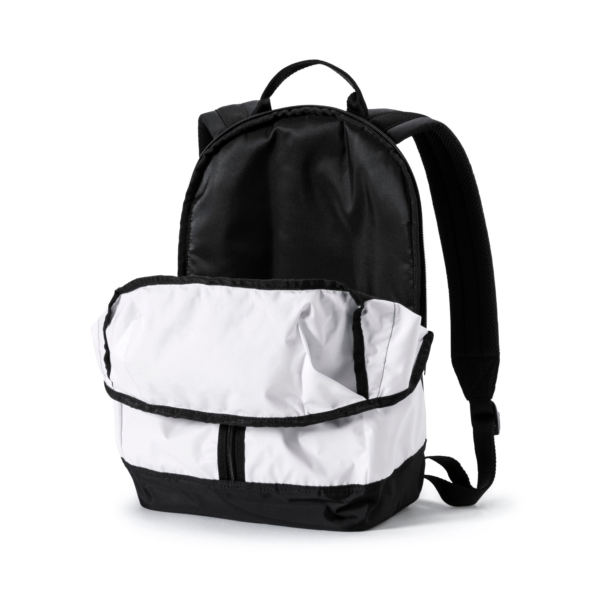Thumbnail 3 of Ambition Gold Women's Backpack, Puma White-Puma Black, medium