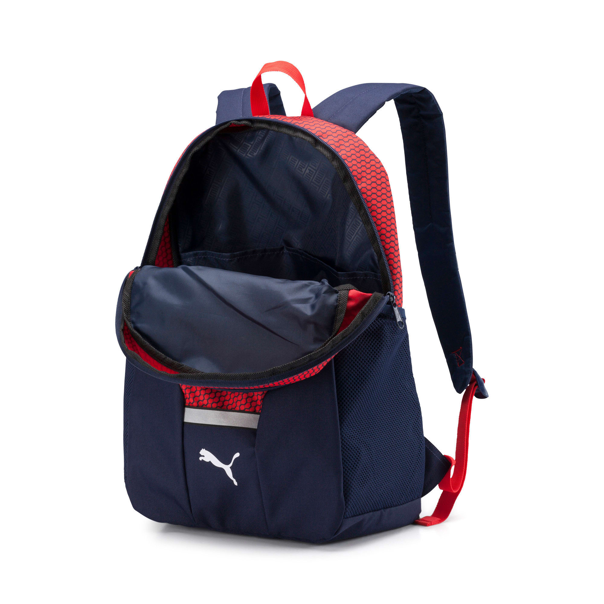 Thumbnail 3 of Beta Backpack, High Risk Red-Peacoat, medium-IND