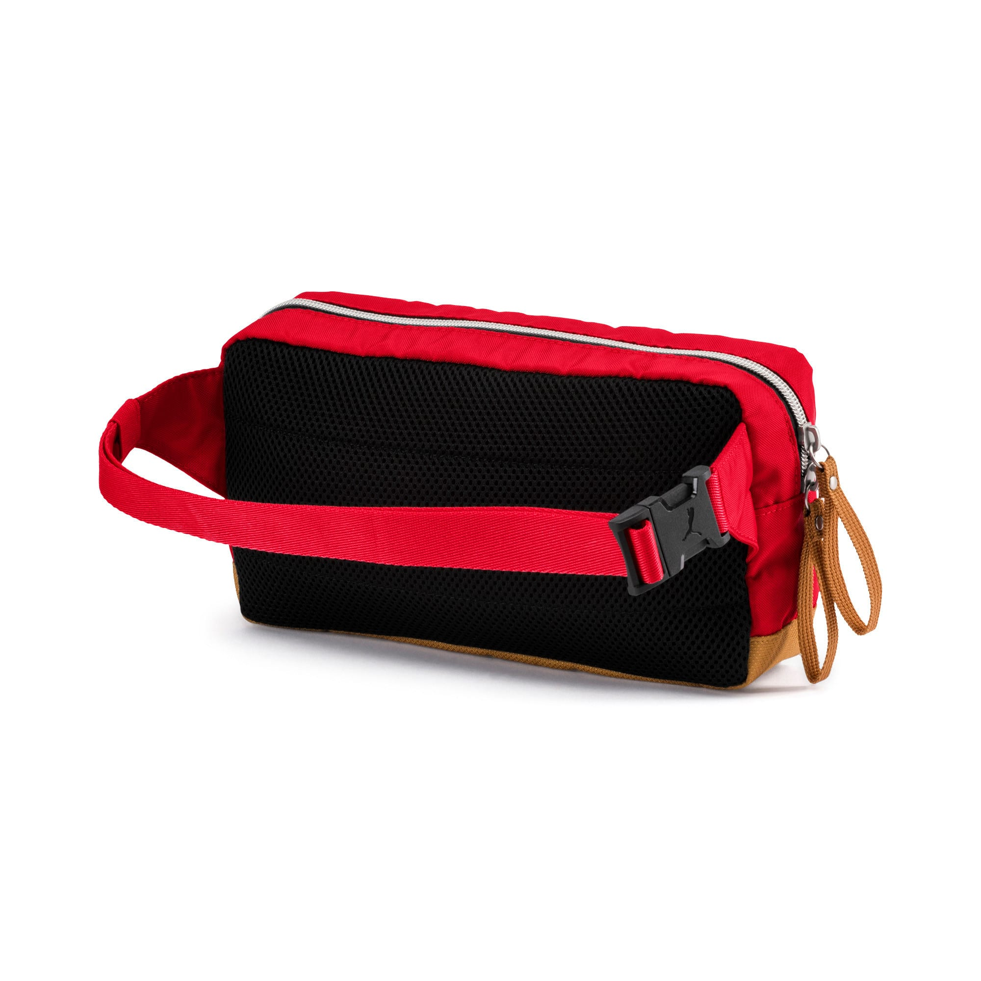 Thumbnail 2 of Scuderia Ferrari Fanwear Waist Bag, rosso corsa-Puma Black, medium