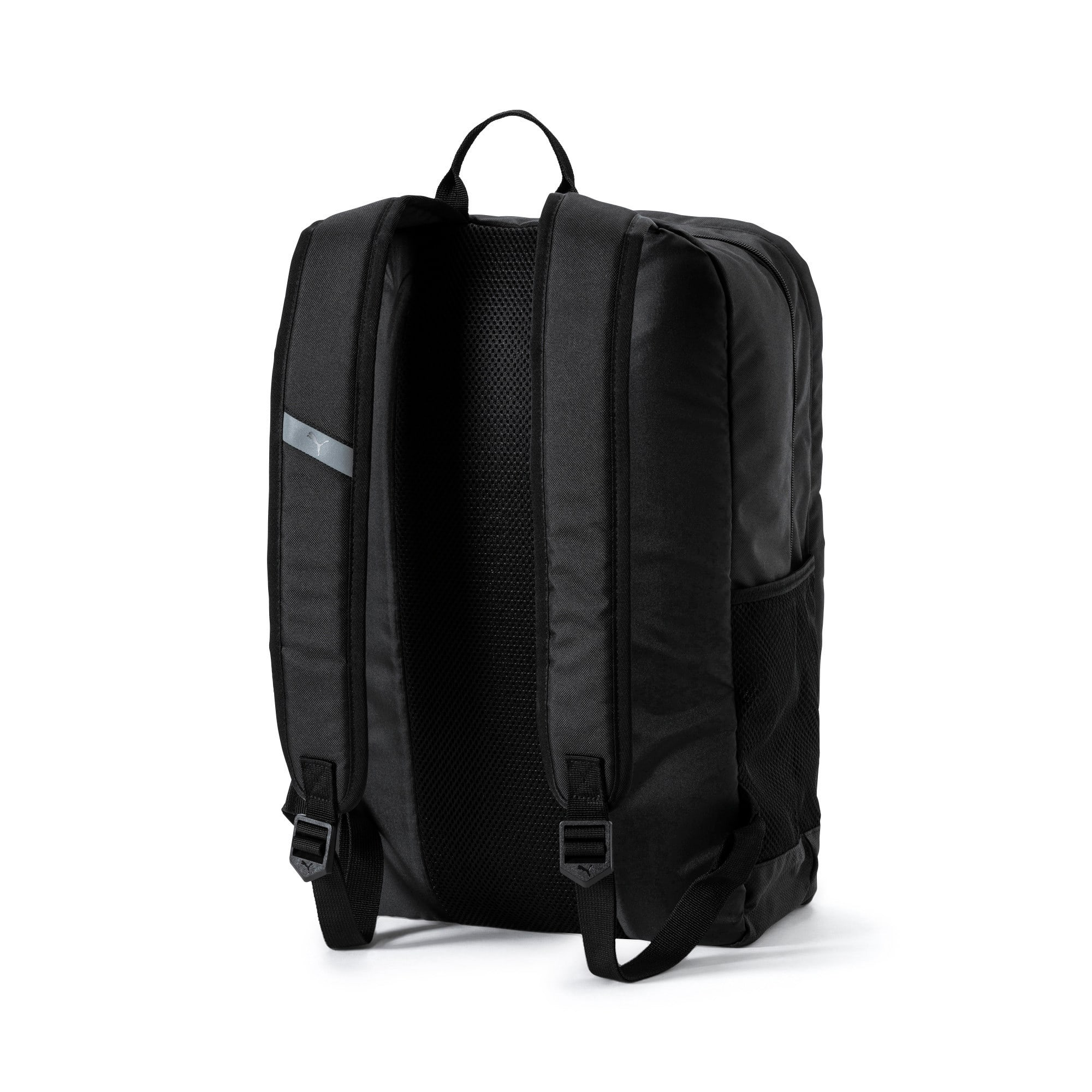 Thumbnail 2 of Square Backpack, Puma Black, medium