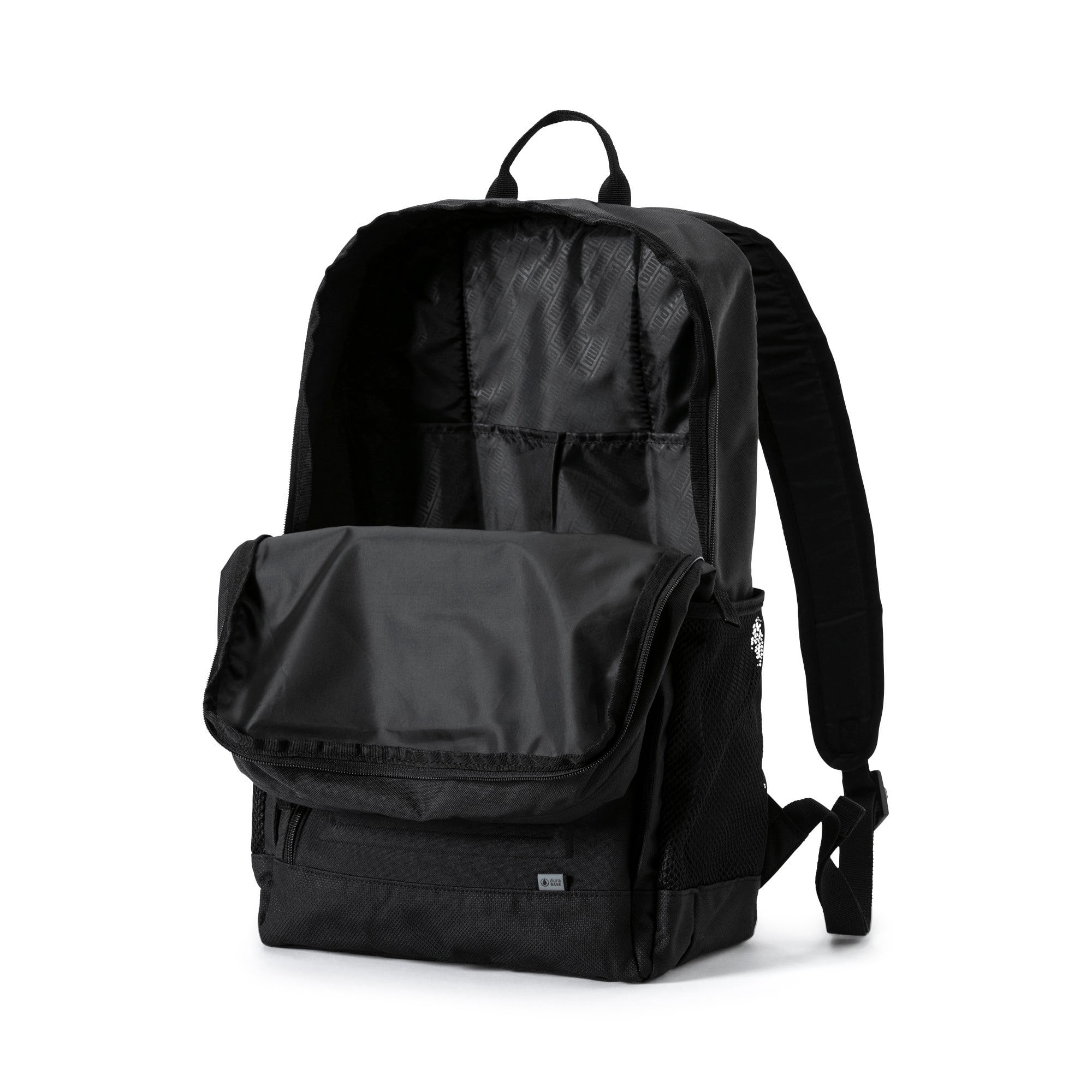 Thumbnail 3 of Square Backpack, Puma Black, medium